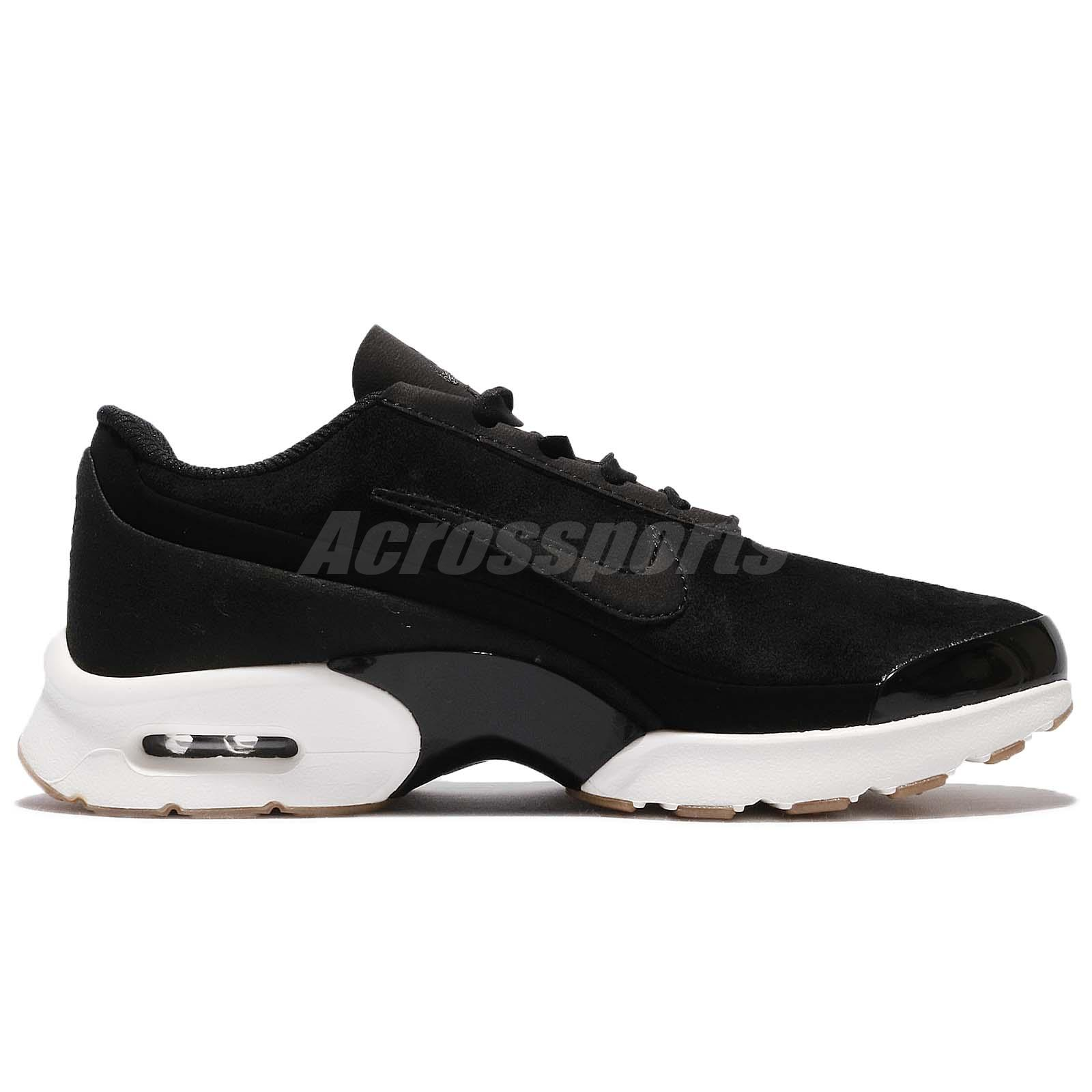c21fd34510fa Wmns Nike Air Max Jewell SE Black Gum Med Ivory Women Running Shoes ...