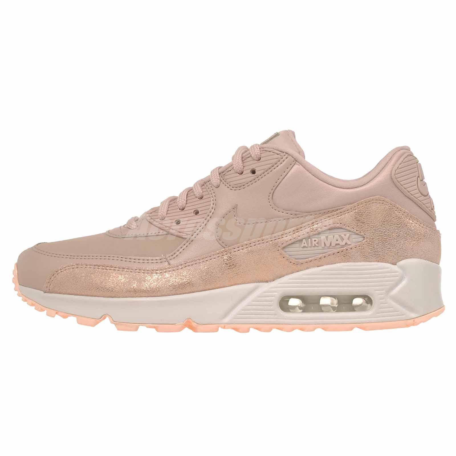 Detalles acerca de Nike Wmns Air Max 90 PRM Running Mujer Zapatos Beige Nuevo Sin Caja 896497 201 mostrar título original