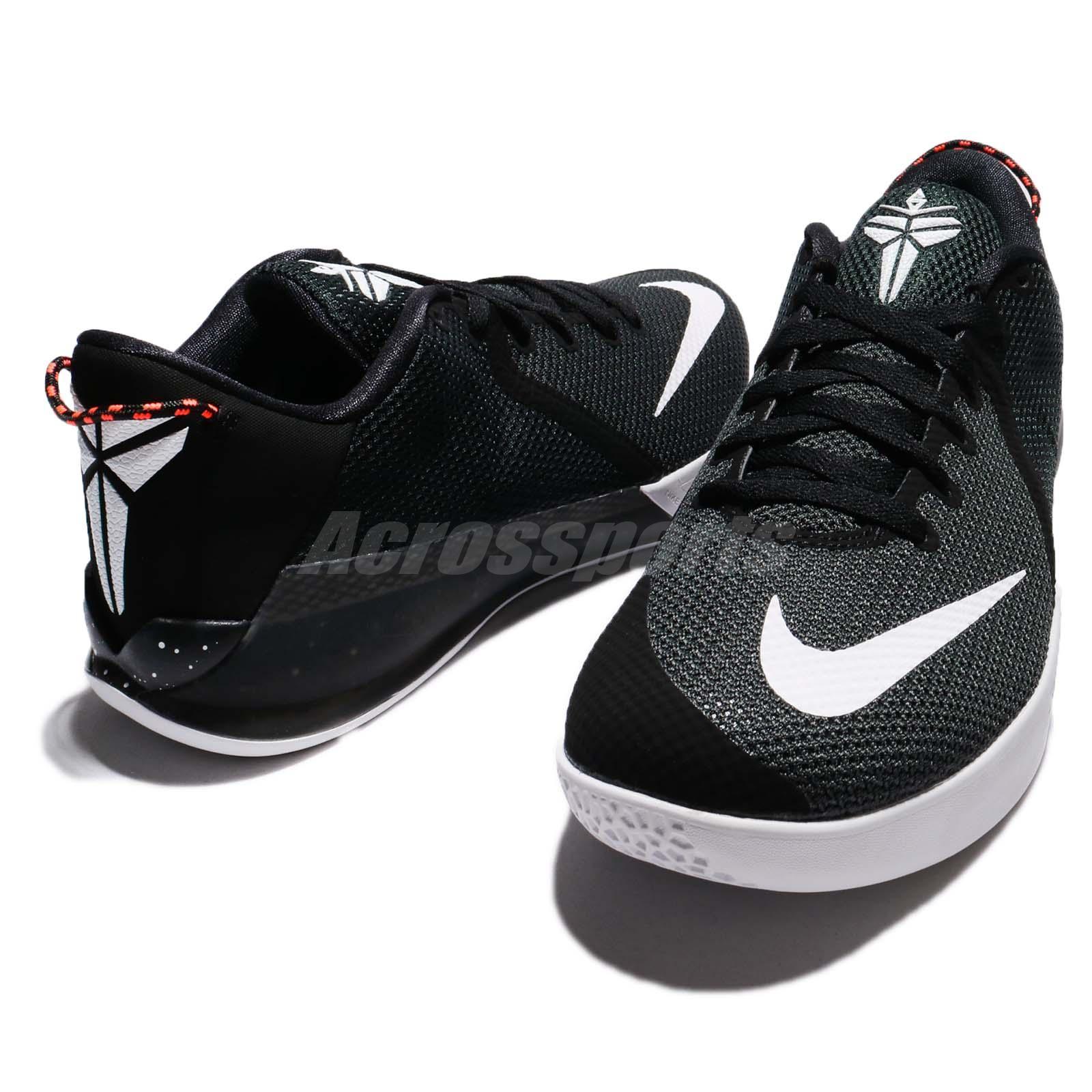 89b4f3bd2156 Nike Zoom Kobe Venomenon 6 EP VI Black Bryant White Men Bask .