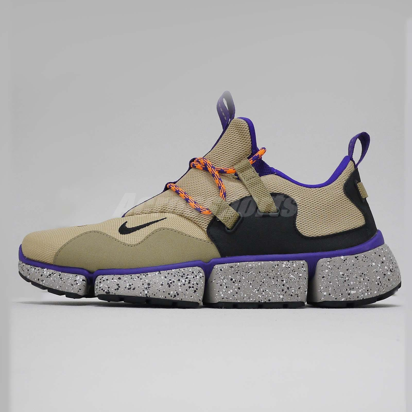 the best attitude 87e9d 399d1 Nike Pocketknife DM Mens Running Shoes with discoloration 898033-201