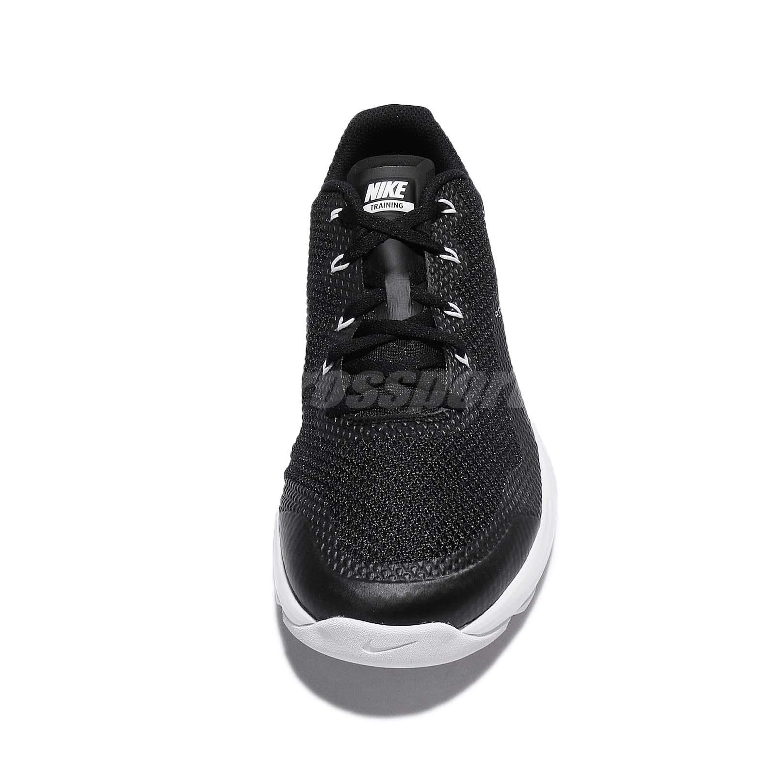 online store a6d09 7043b Athletic Shoes Men Nike Metcon Repper DSX Training Athletic Shoes Black   White  898048-002