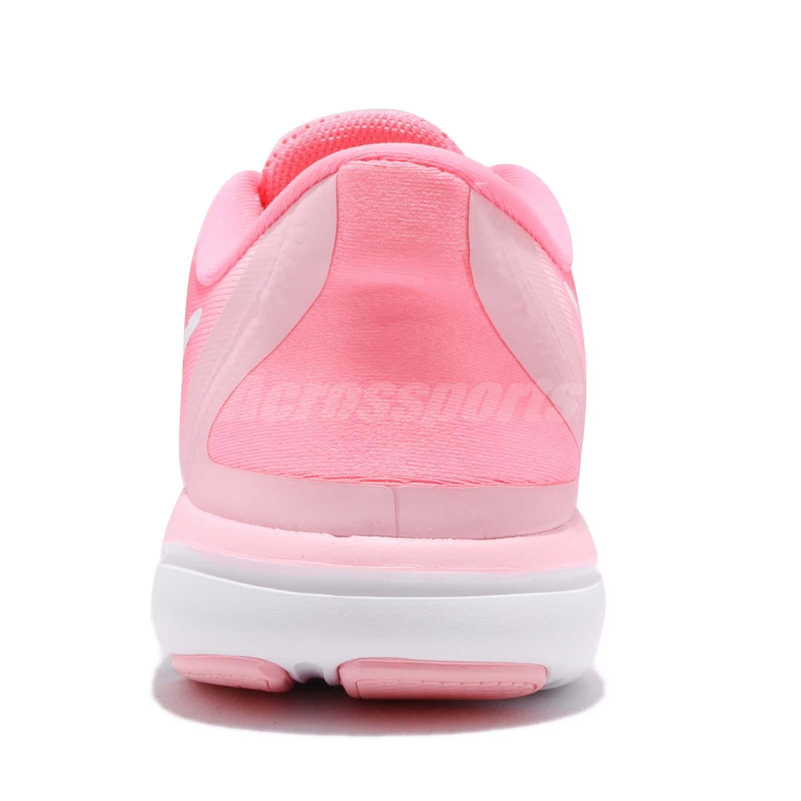 553c5534d1d07 Wmns Nike Flex 2017 RN Pink Sunset Pulse Women Running Shoes ...