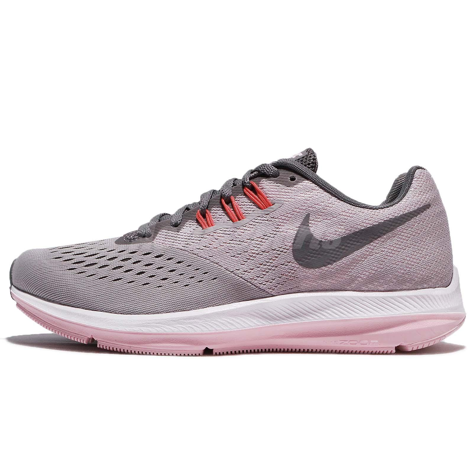 innovative design b8ea8 78f1a ... coupon for wmns nike zoom winflo 4 iv atmosphere pink women running  shoe sneaker 898485 010 ...