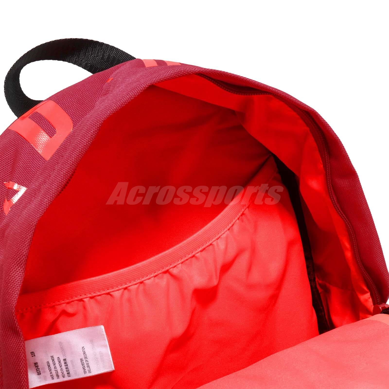 0c65a5b2d316 Nike Jordan Air Patrol Pack 15L Red Orange Medium M Jumpman Kids ...
