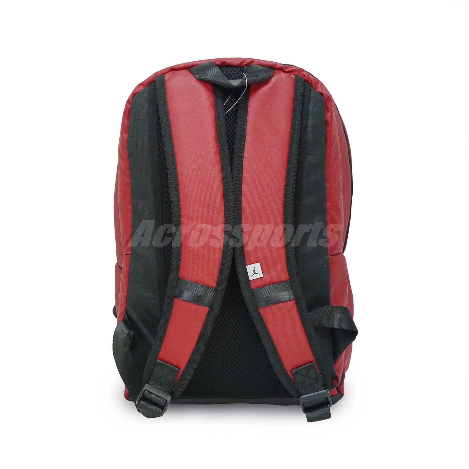 e8513979b02c99 Details about Nike Air Jordan Alias Mini Pack Red Laptop Water Resistant  Backpack 8A1912-R78