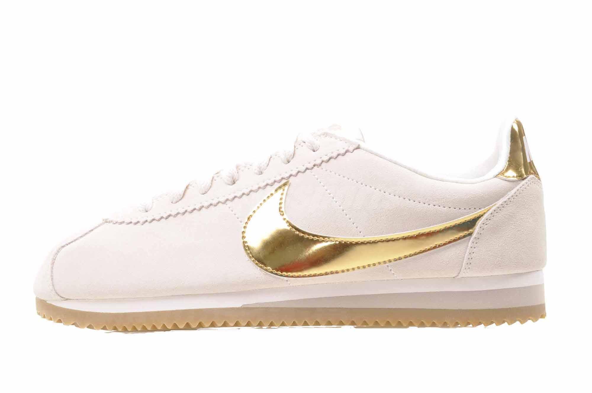 b31ad47c8b2 Nike Wmns Classic Cortez SE Casual Womens Shoes Sneakers Phantom 902856-013