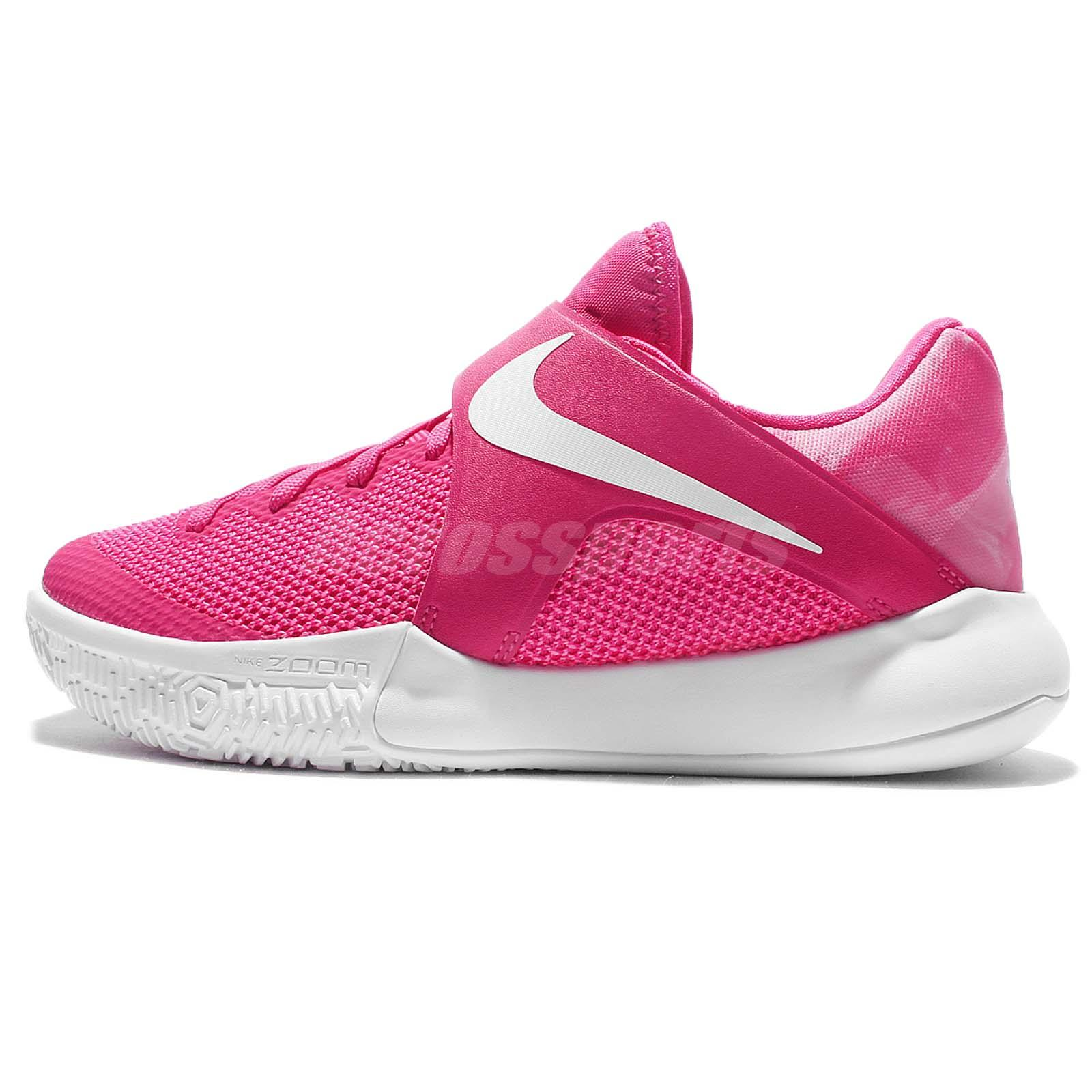 new product 5e154 0cd90 Wmns Nike Zoom Live EP Kay Yow Breast Cancer Women Basketball Shoes  903563-600