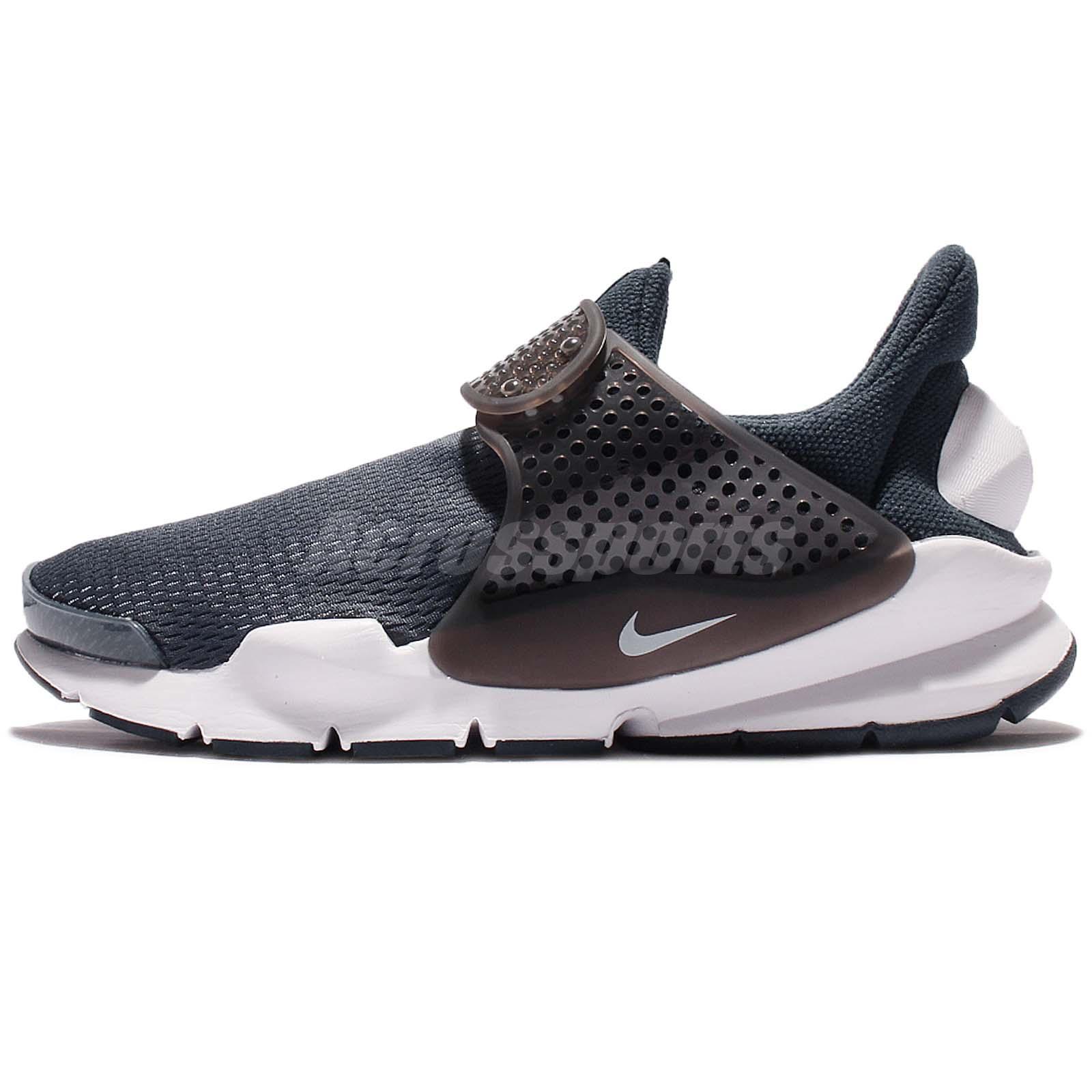 Nike Sock Dart GS Squadron Blue Kids Boys Shoes Slip Sneakers