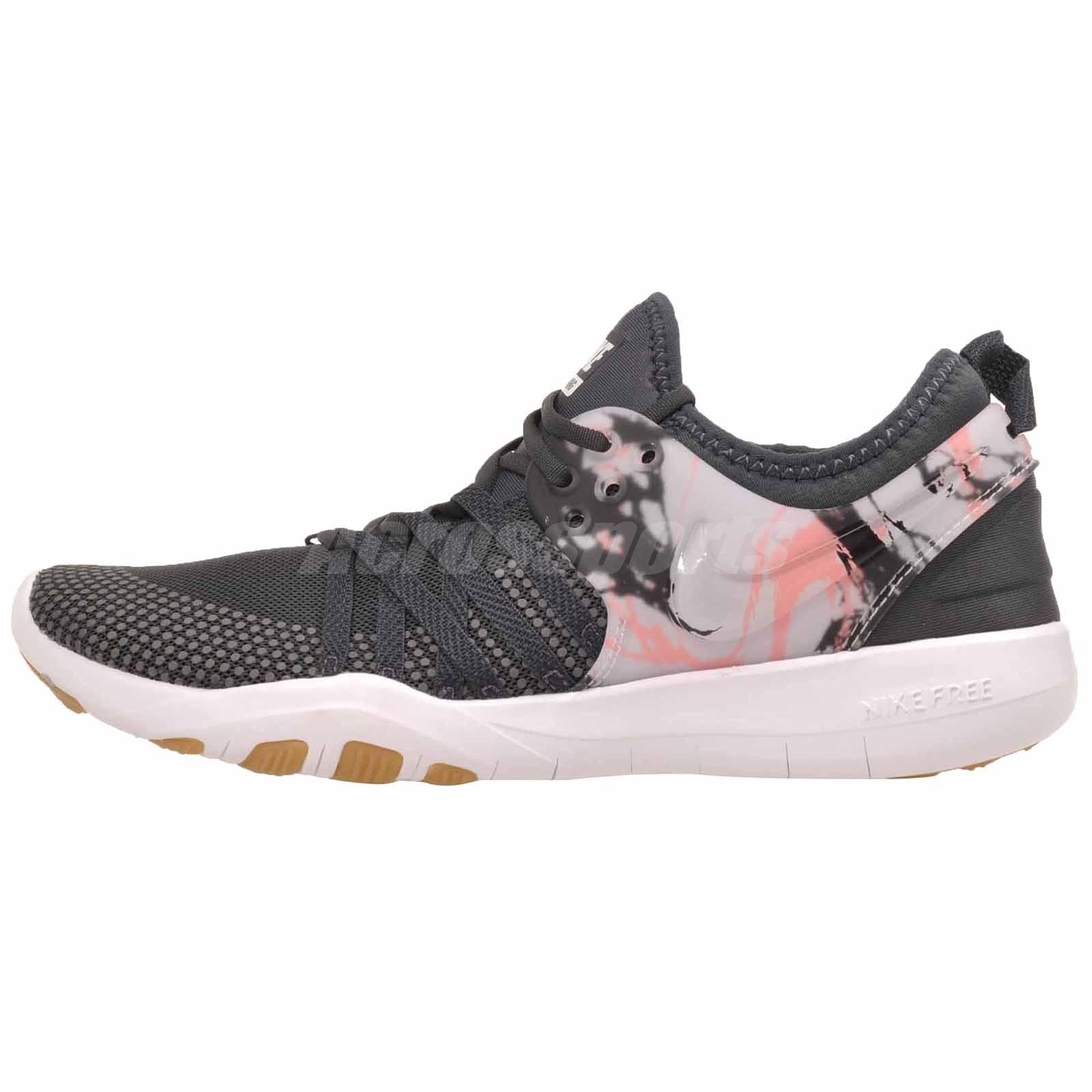 Details about Nike Wmns Free TR 7 Cross Training Womens Shoes Anthracite  904651-006 d0e9a42acf
