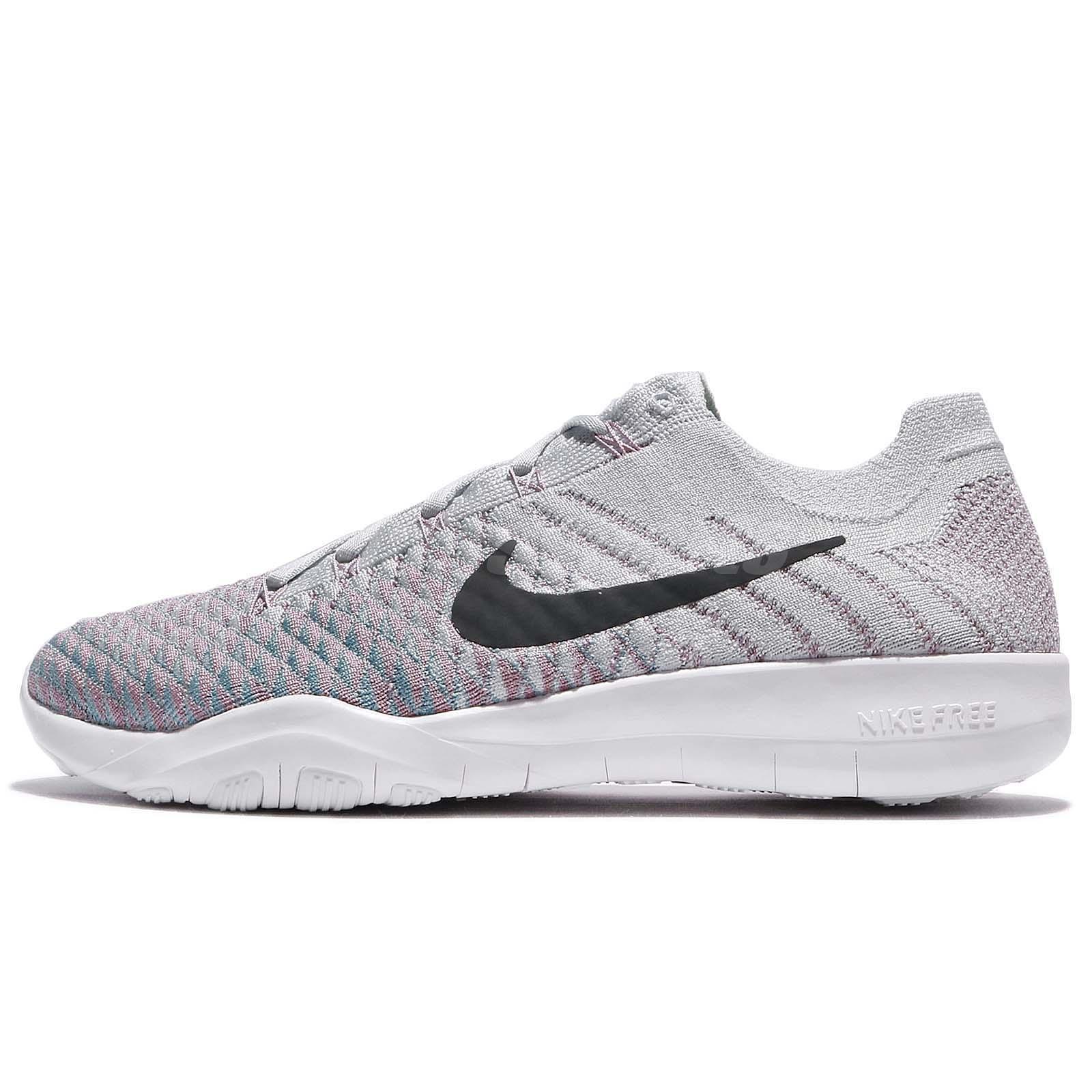 aa466dc9b6a5 Nike Wmns Free TR Flyknit 2 II Pure Platinum Women Training Shoes 904658-009