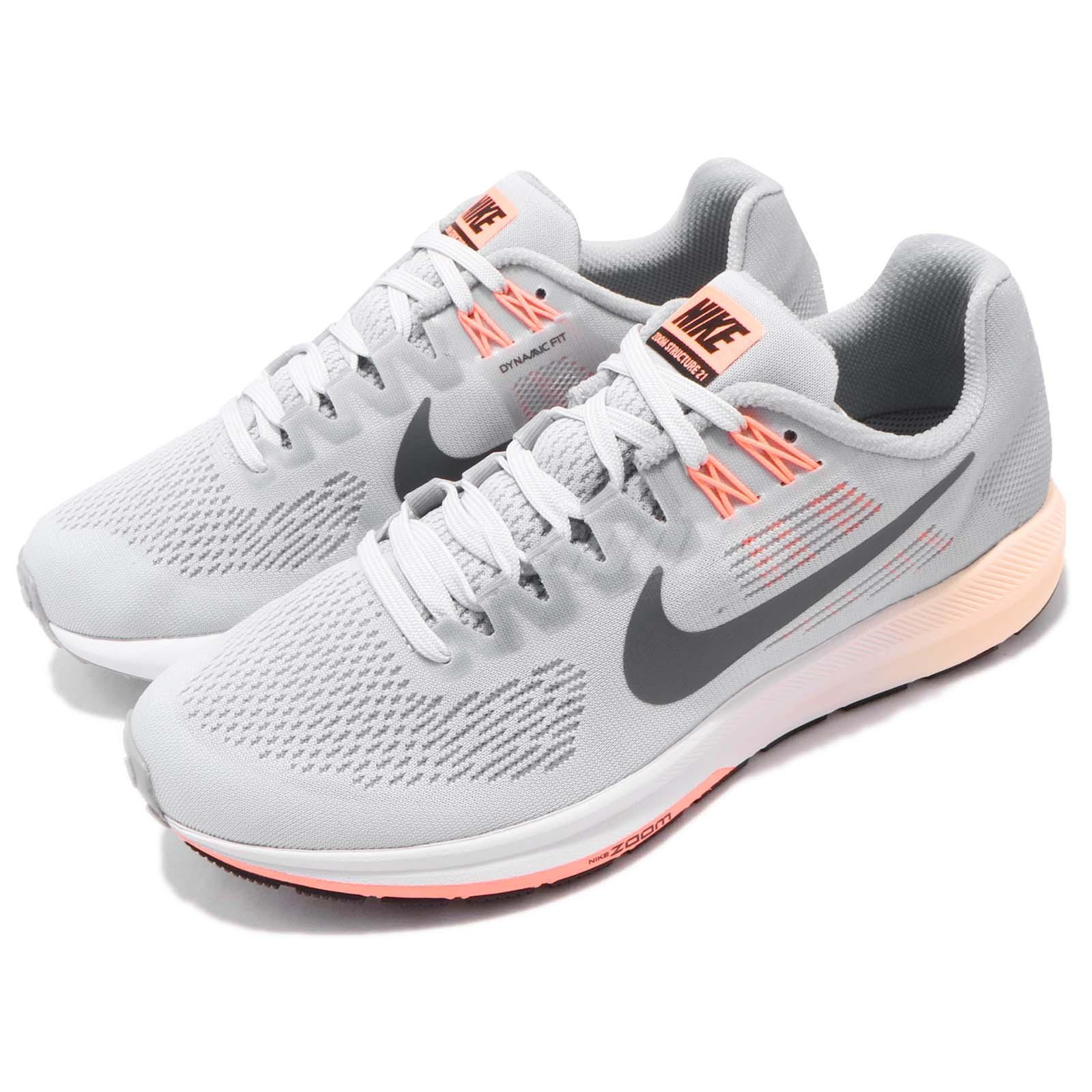 Nike Wmns Air Zoom Structure 21 Wolf