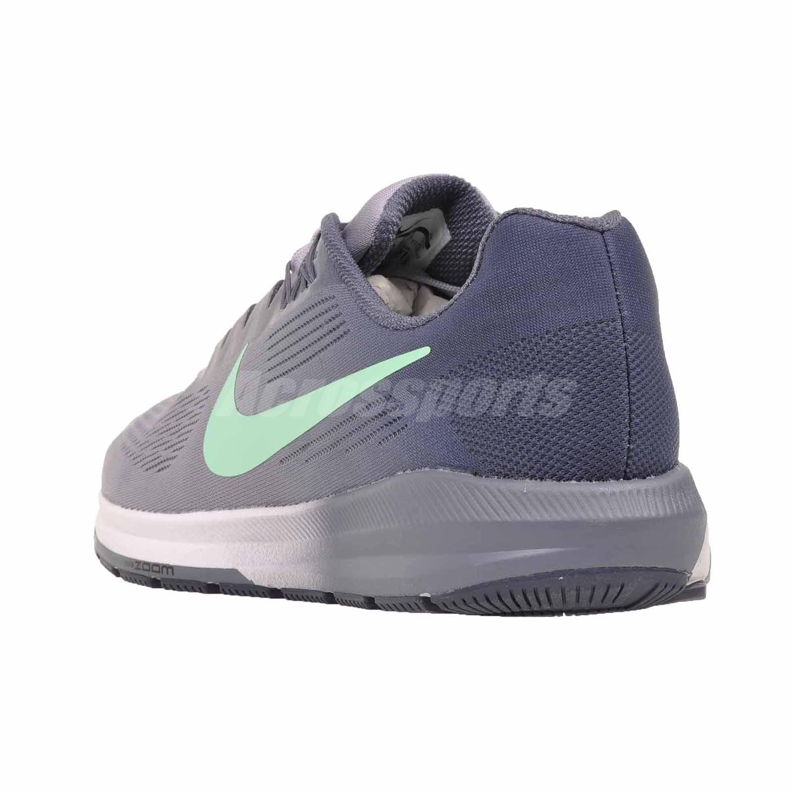 detailed look d102a e1793 Nike W Air Zoom Structure 21 Womens Running Shoes Purple 904701-503 ...