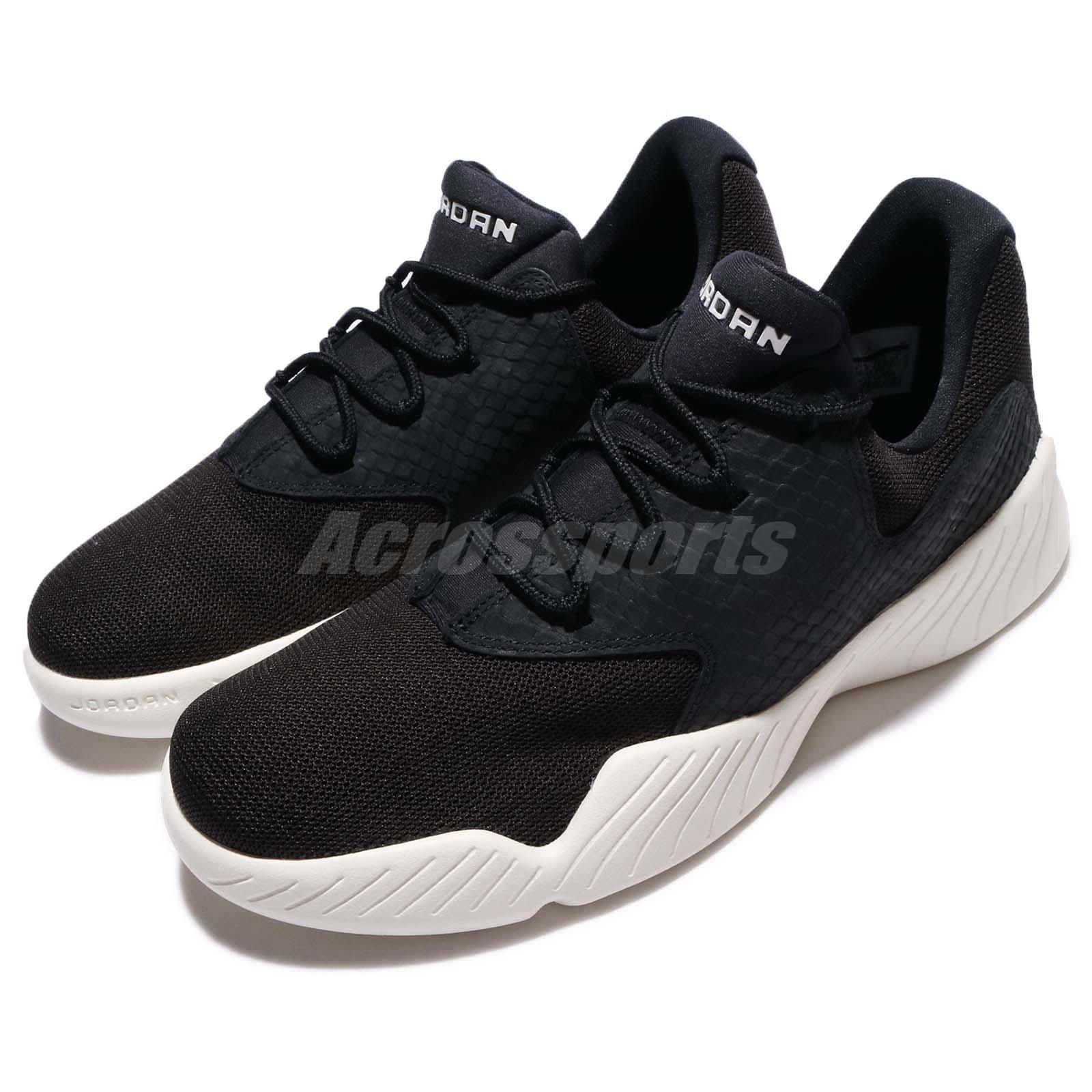 7d87d6eb711 Details about Nike Jordan J23 Low Black White Men Casual Shoes Sneakers  Slip-On 905288-011