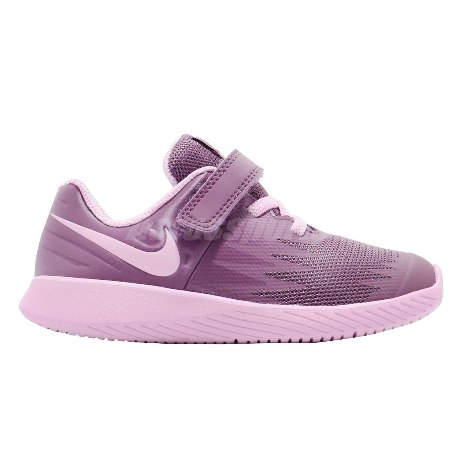 36a7af38f6 Nike Star Runner TDV Violet Dust Purple Pink Toddler Infant Baby ...