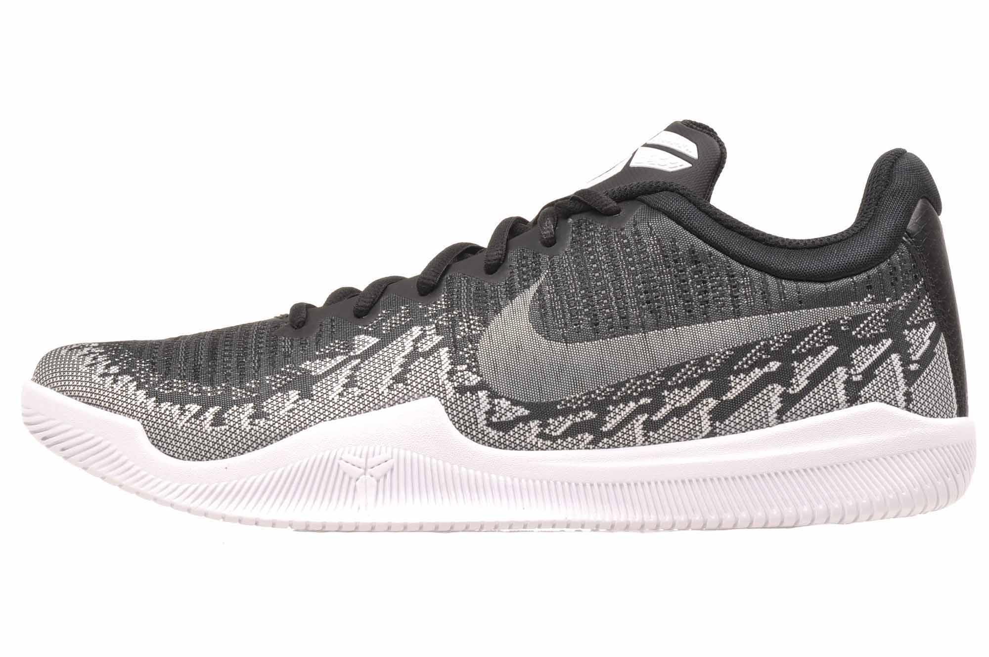 5e1010aa5335 Nike Mamba Rage Basketball Kobe Mens Shoes Anthracite Black 908972 ...