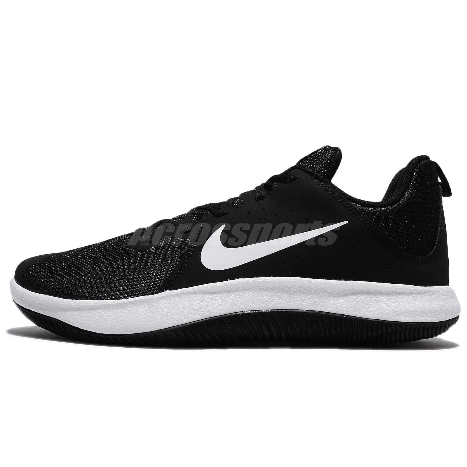 6a013fcdd2df Nike Fly.By Low Black White Men Basketball Shoes Sneakers Trainers 908973- 001