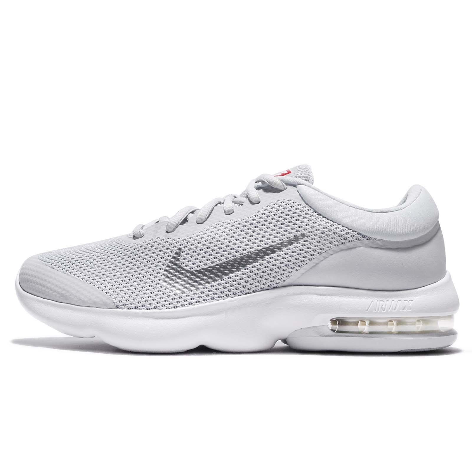 34dab5c592e8e ... Nike Air Max Advantage Pure Platinum White Men Running Shoes Trainers  908981-006 ...