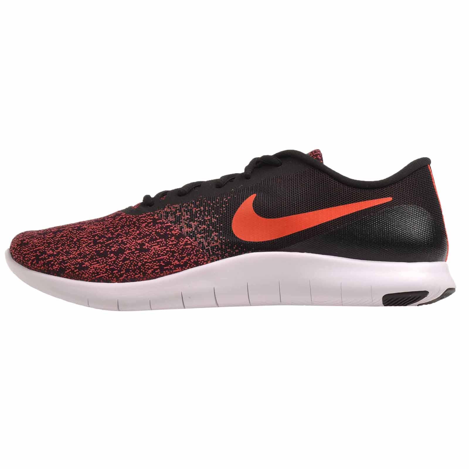 Nike Flex Contact Mens Cross Training Trainers Shoes Black Crimson
