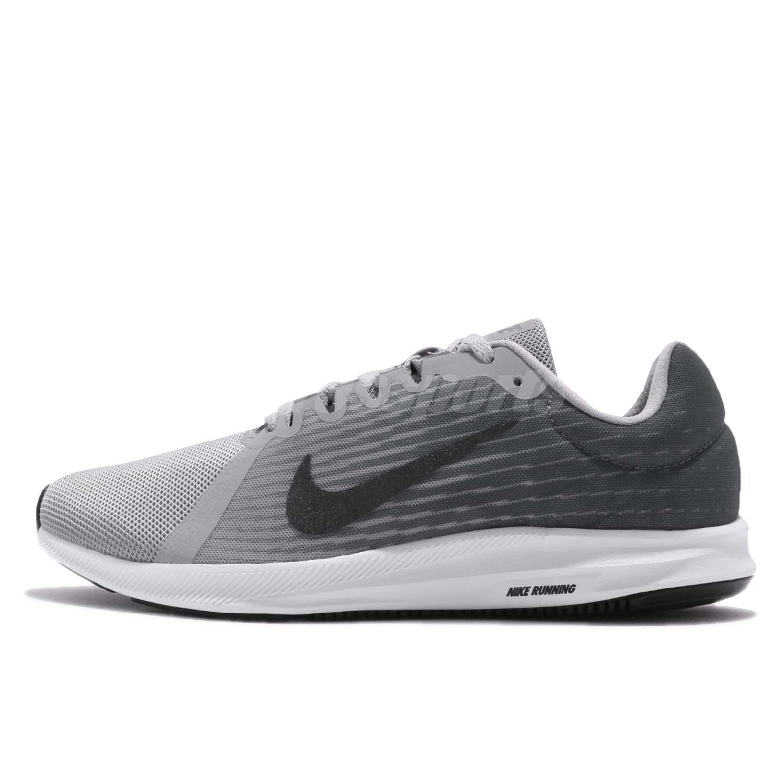 Nike DownShifter 8 VIII esecuzione Metallic Dark grigio Uomo In esecuzione VIII scarpe   9f13be