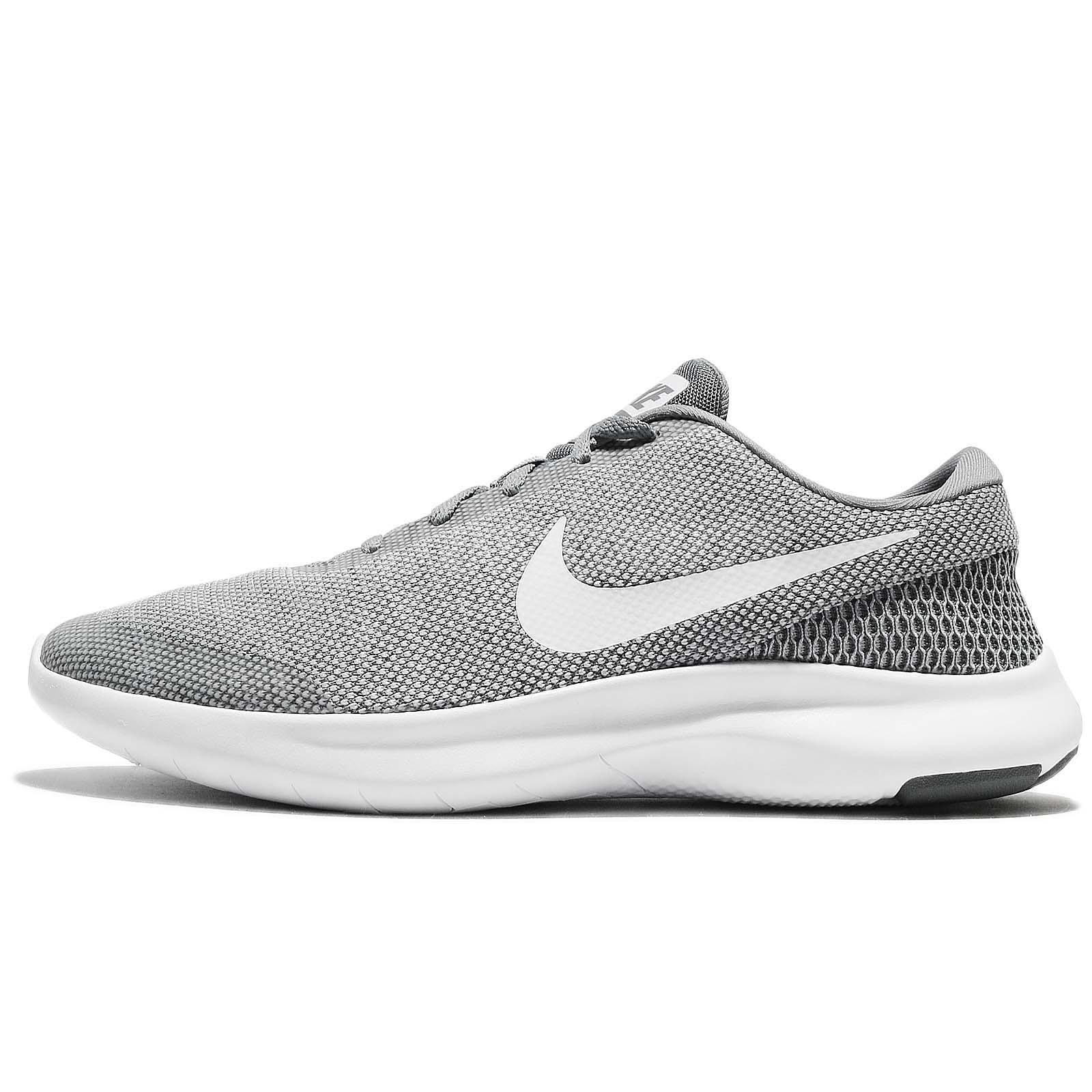5a57b30ee30f Nike Flex Experience RN 7 VII Wolf Grey White Men Running Shoes 908985-010