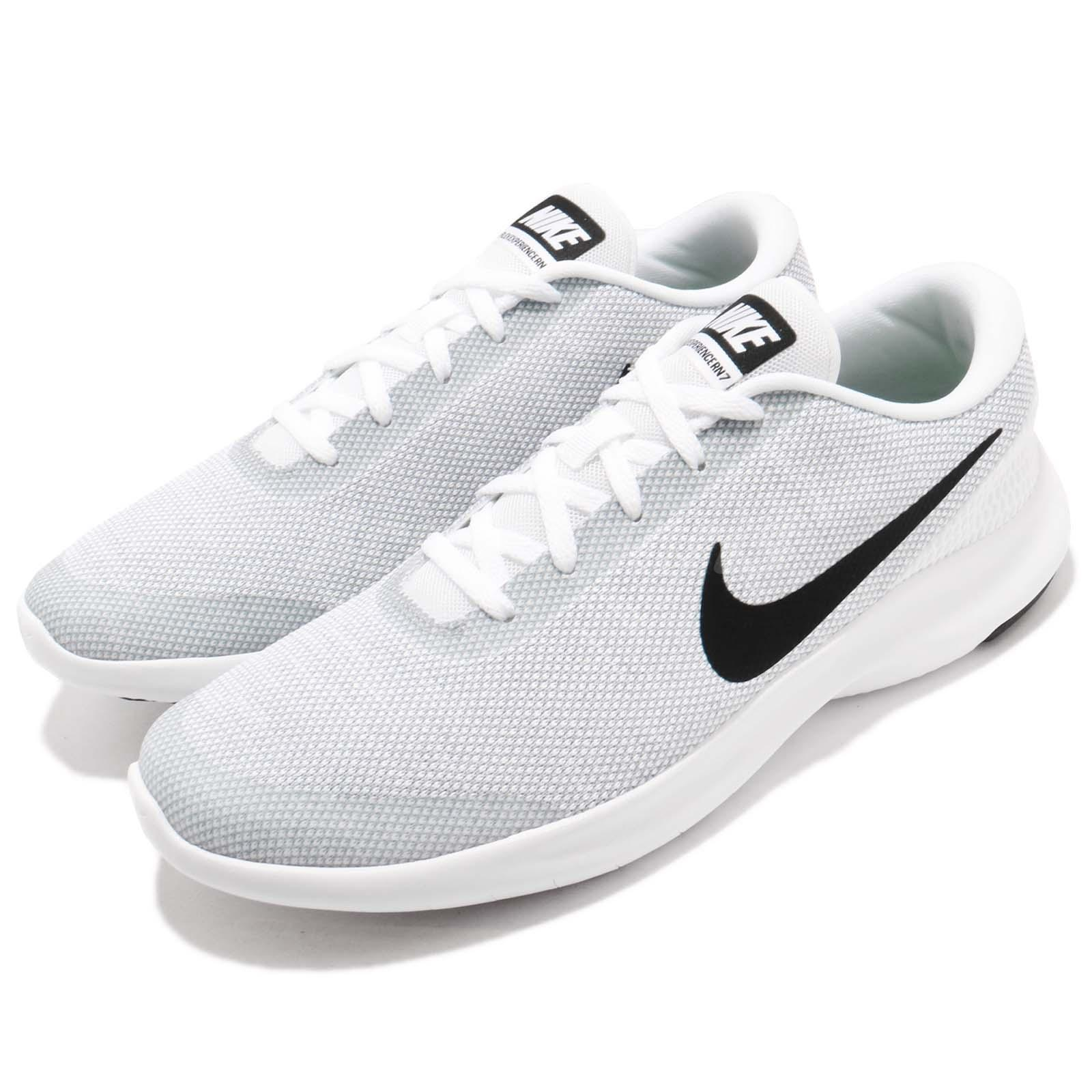 b77994e908e Details about Nike Flex Experience RN 7 VII Run White Black Grey Men Running  Shoes 908985-100