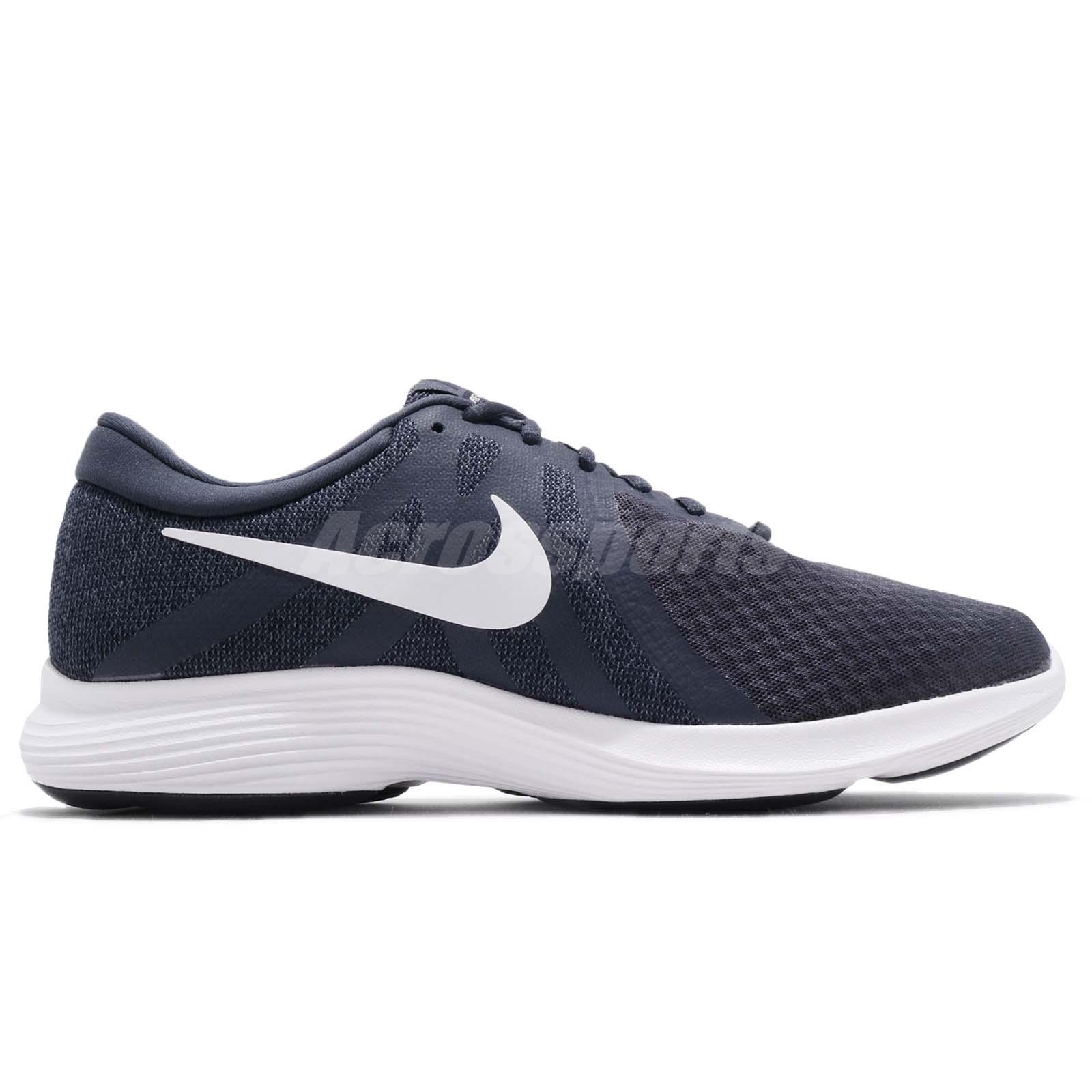 ded31551394b Nike Revolution 4 IV Thunder Blue White Men Running Shoes Sneakers ...