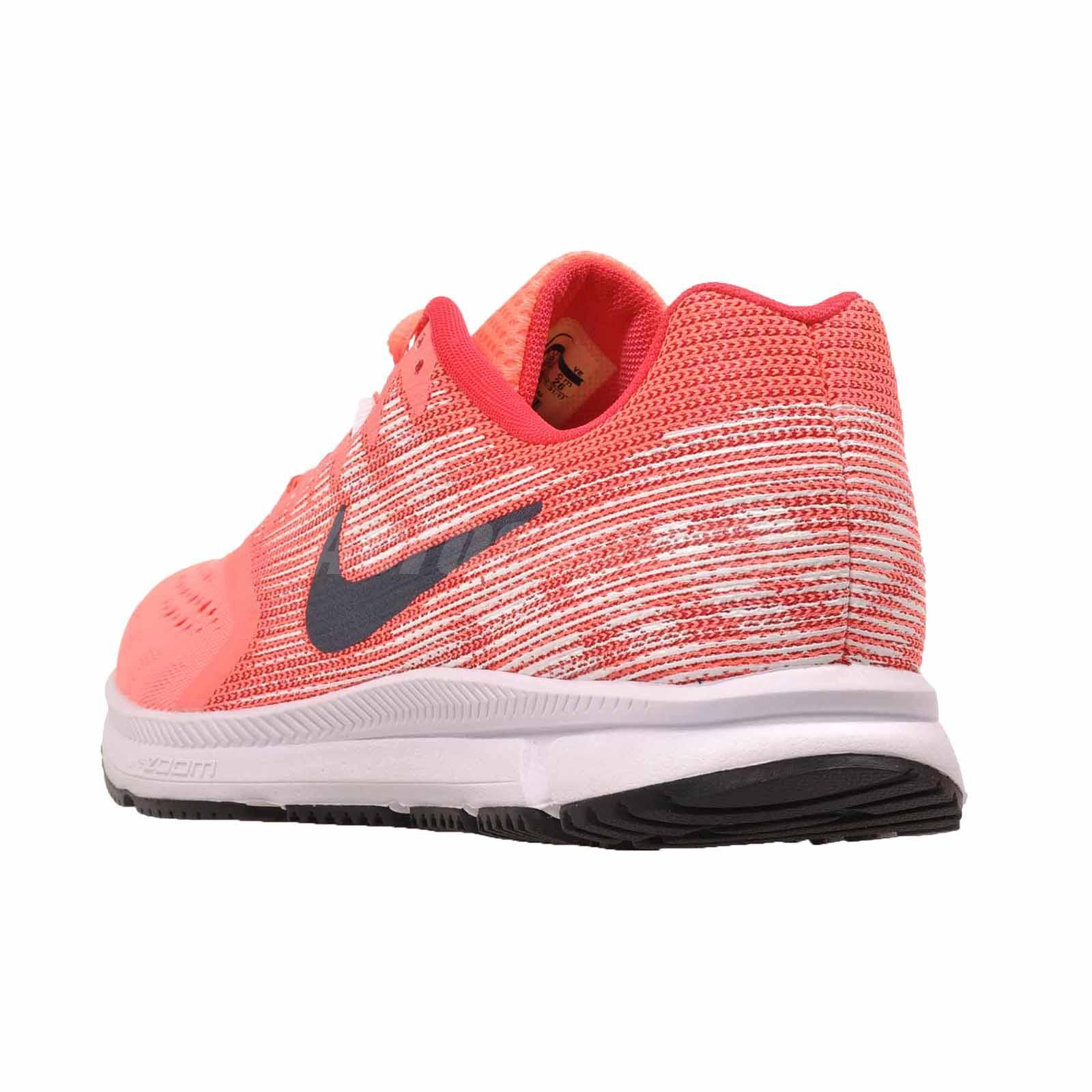c0eeb0aa6ae7 Nike Wmns Zoom Span 2 Running Womens Shoes NWOB Lava Glow 909007-600 ...