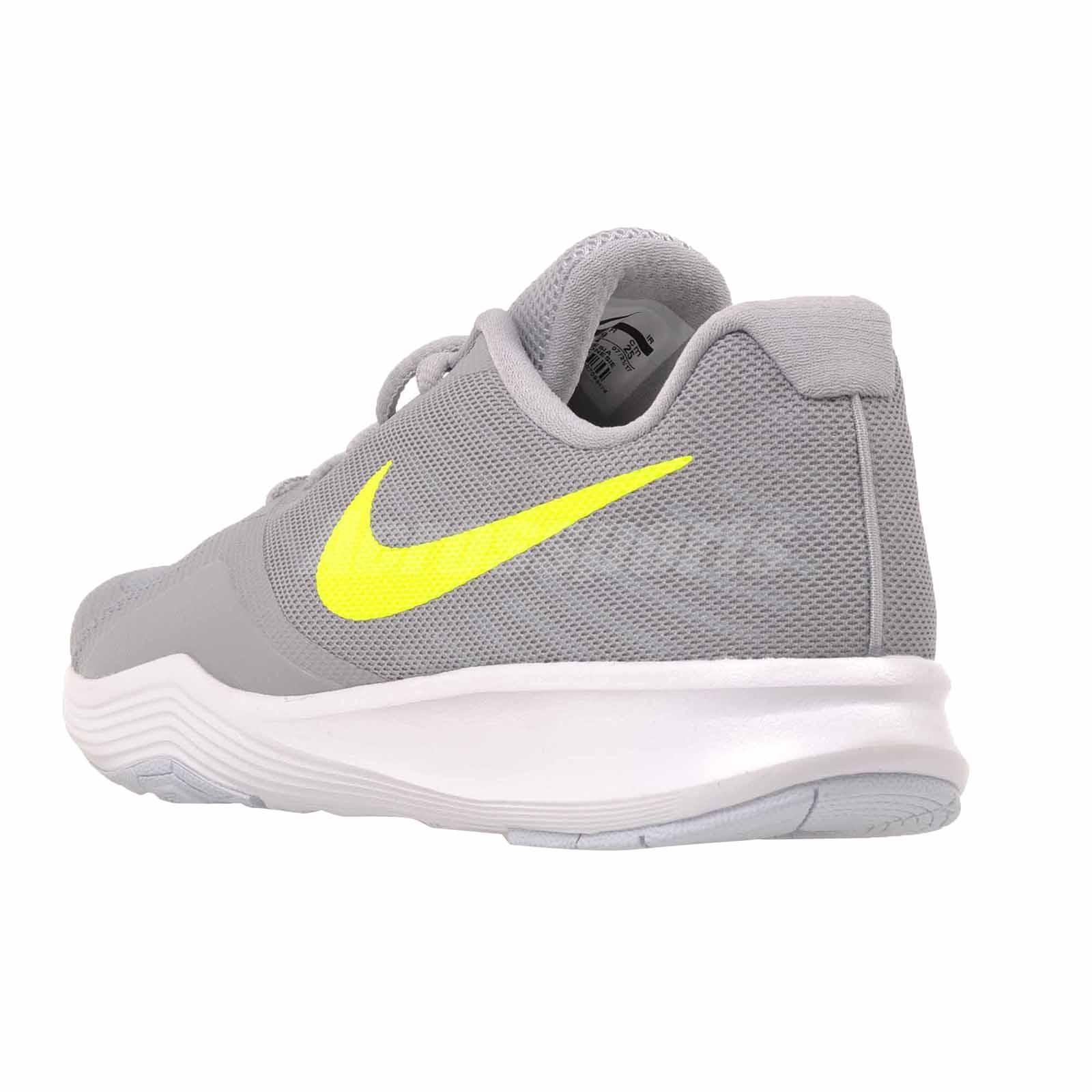 104fc99a2c56ab Nike Wmns City Trainer Cross Training Womens Shoes Grey Volt NWOB ...