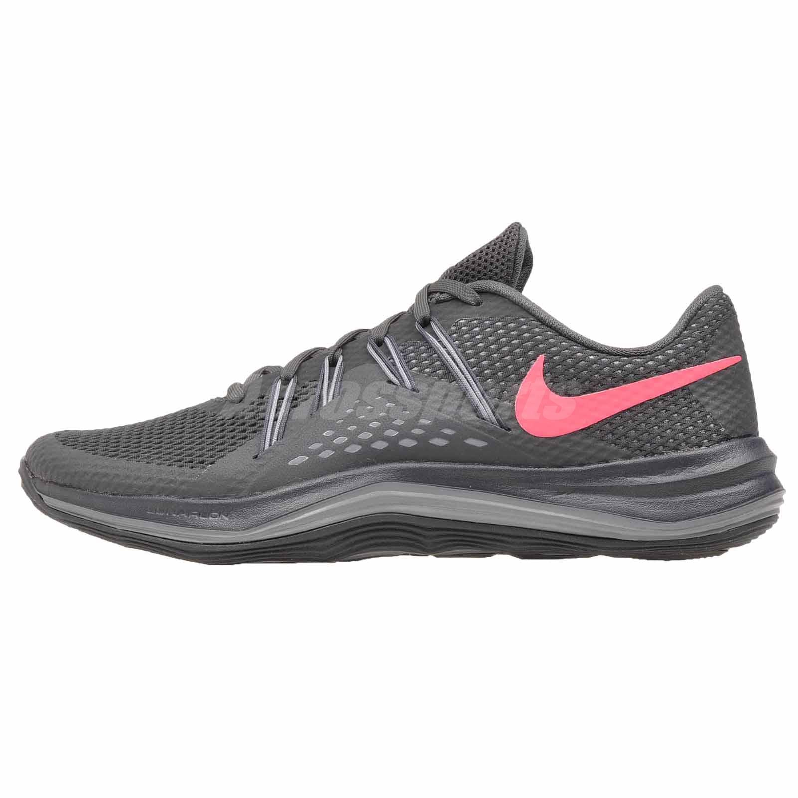 4488ad81743b Details about Nike Wmns Womens Lunar Exceed TR Cross Training Shoes  Anthracite 909017-012