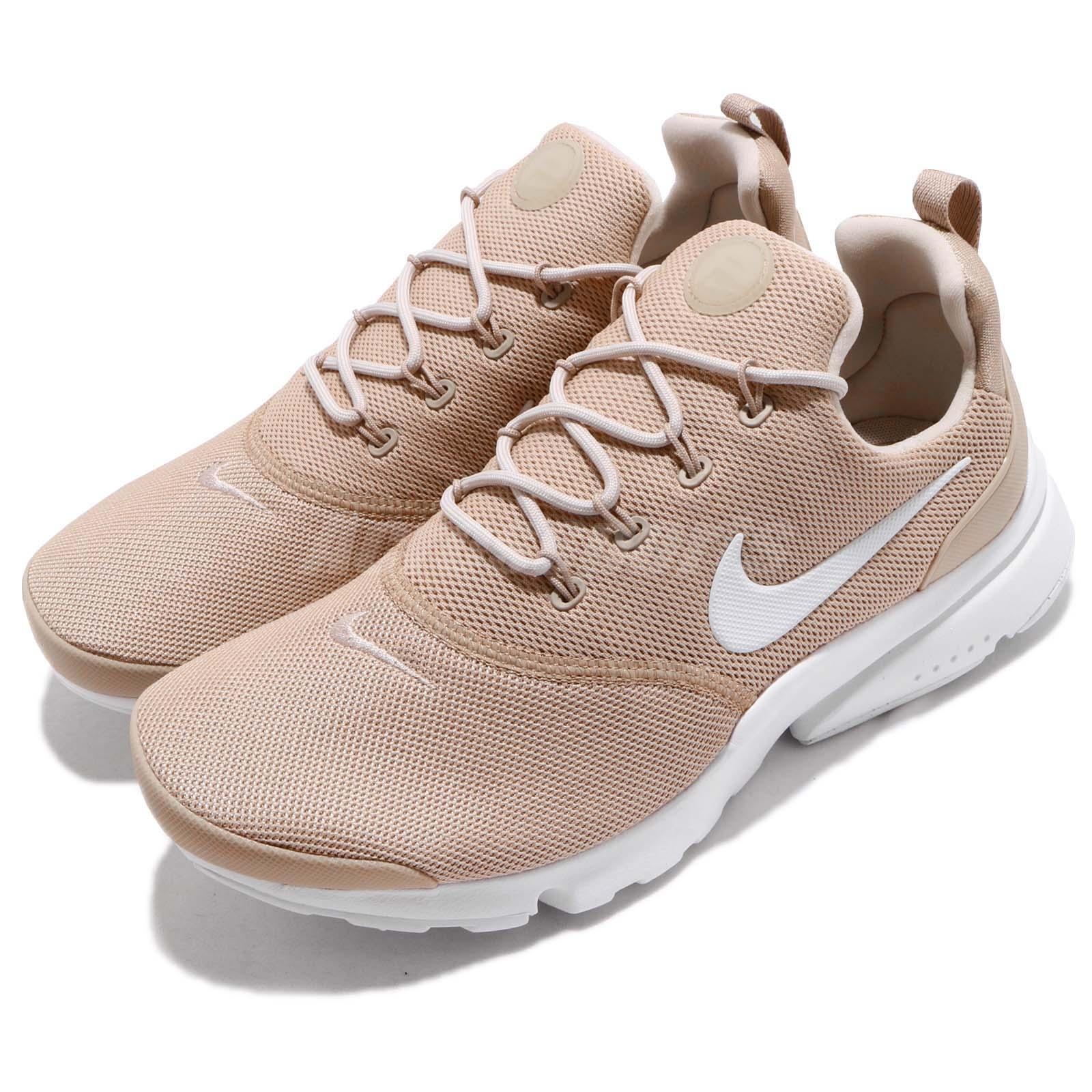 new product b8927 d59f2 Details about Nike Wmns Nike Presto Fly Desert Sand Khaki Women Running  Shoes 910569-201