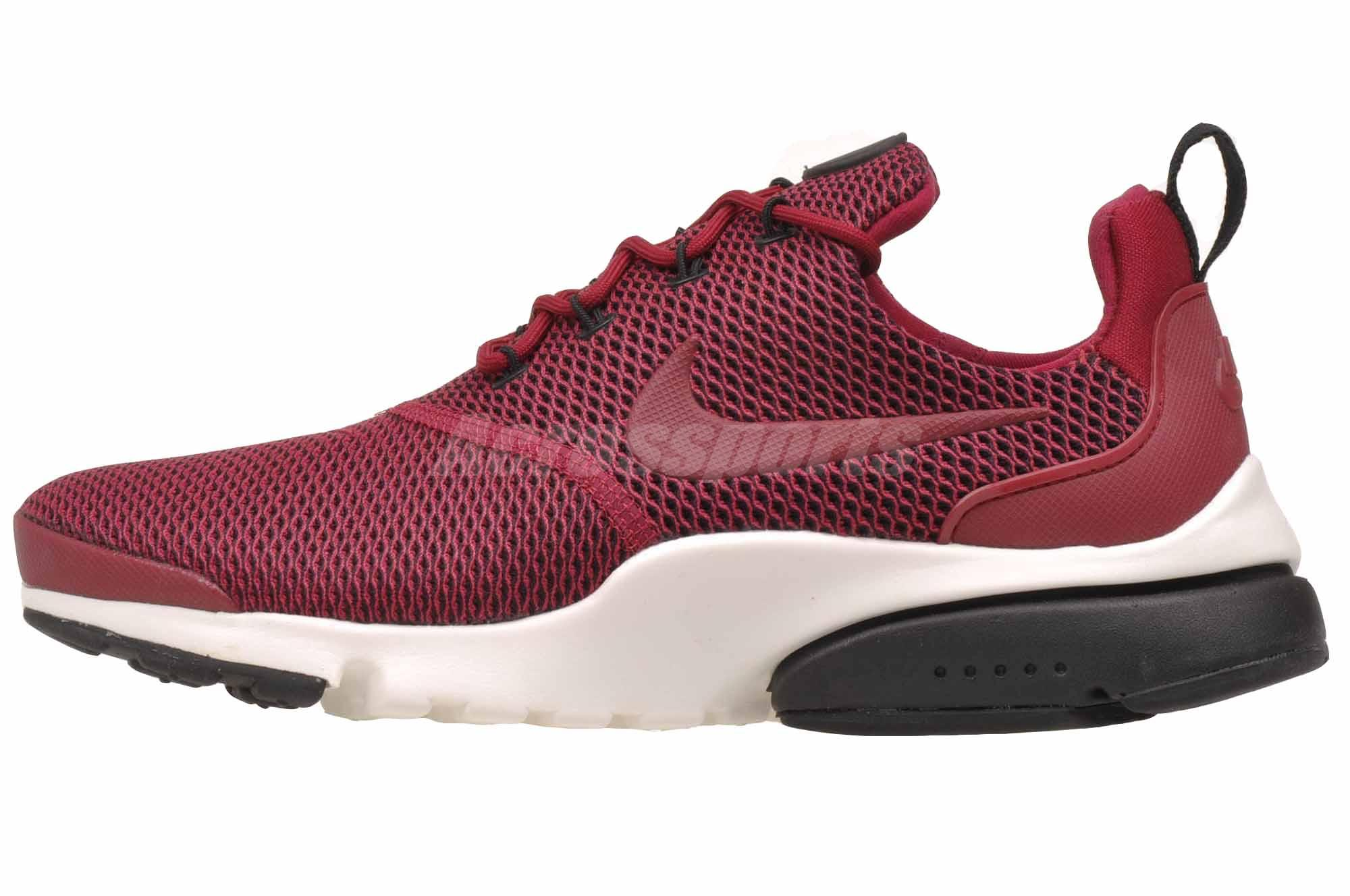 new style a3586 7acdb Details about Nike Wmns Presto Fly SE Running Womens Shoes Noble Red  910570-601