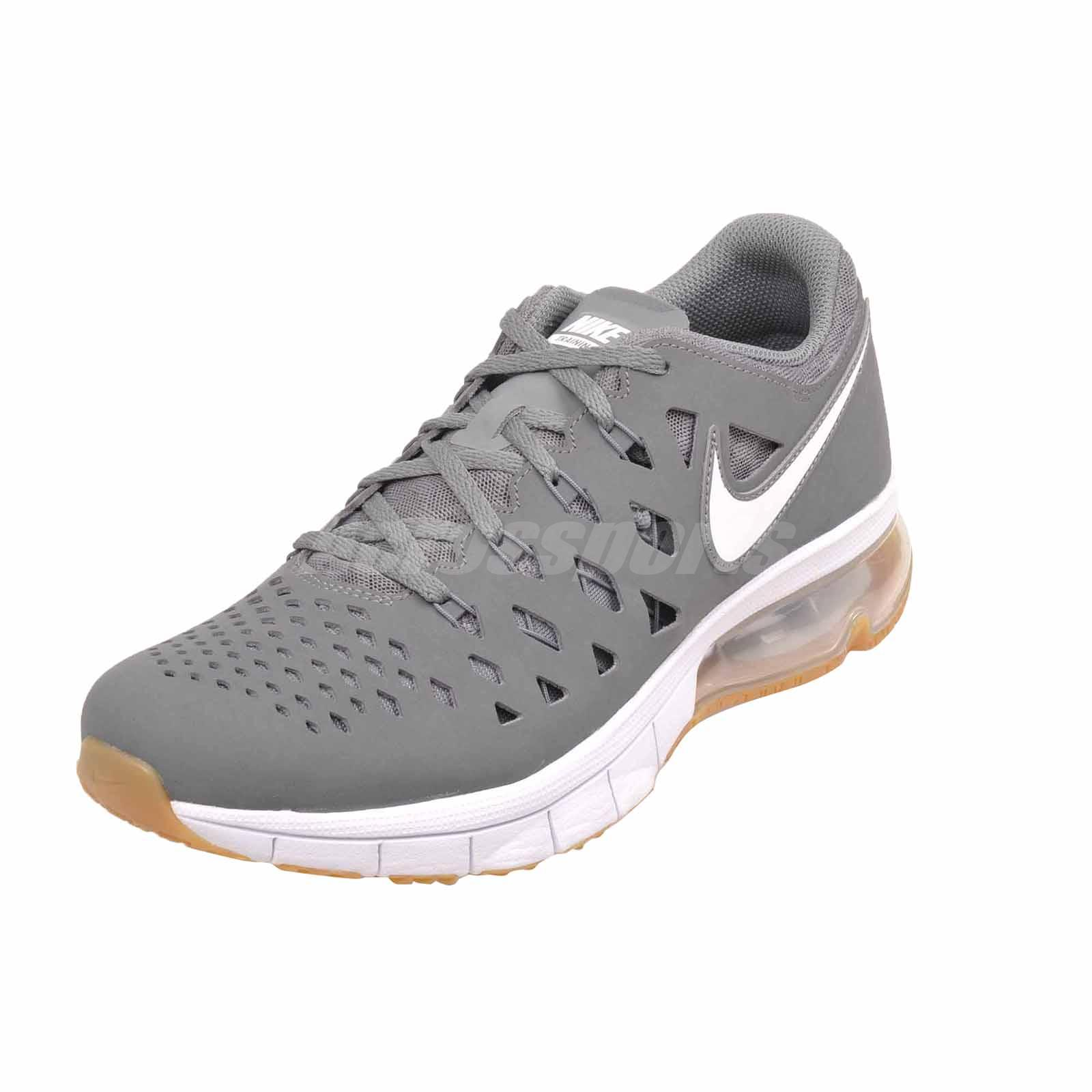 f4565a97d8 Nike Air Trainer 180 Cross Training Mens Shoes Cool Grey 916460-002 ...