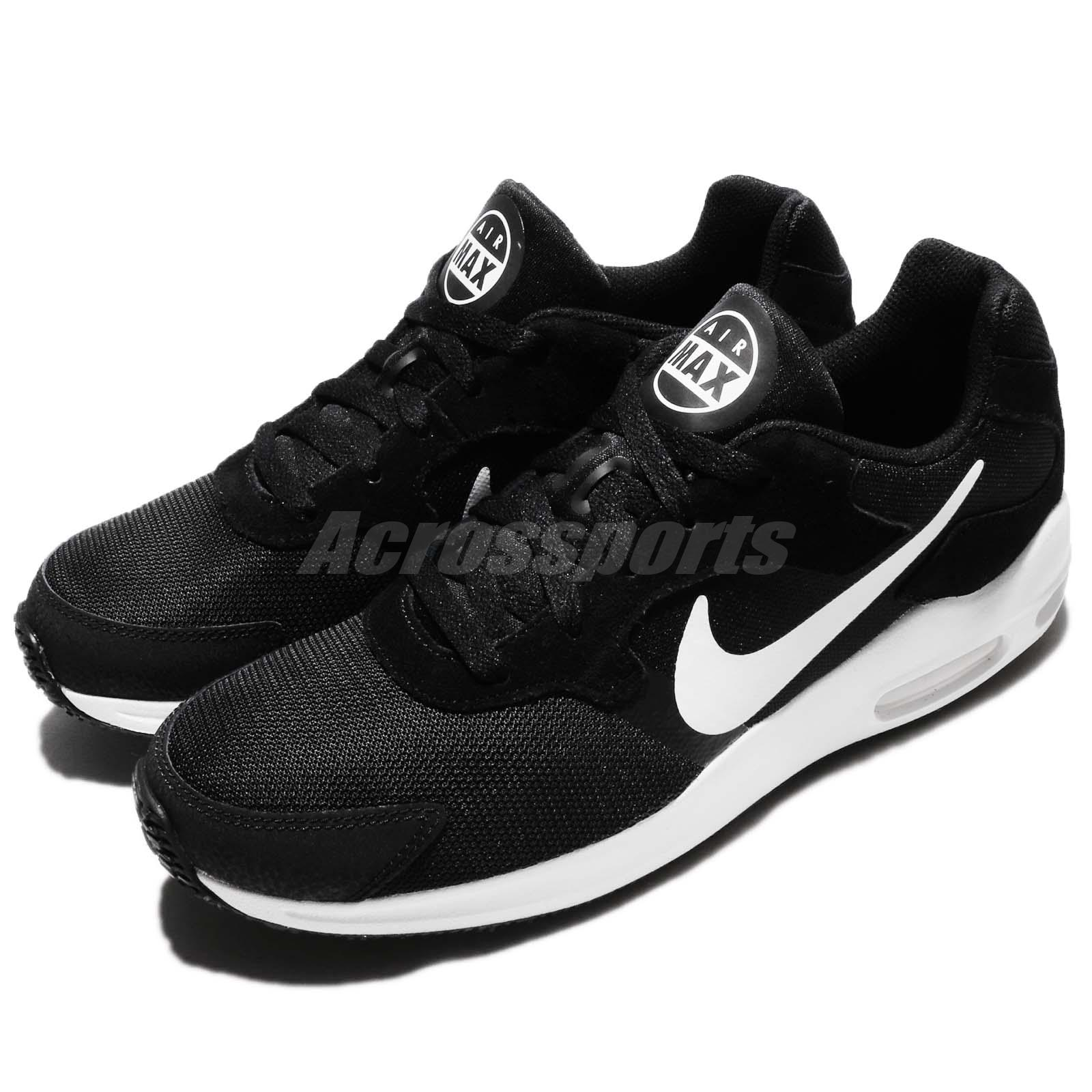 buy online d5044 72665 Details about Nike Air Max Guile Black White Men Running Shoes Sneakers  Trainers 916768-004