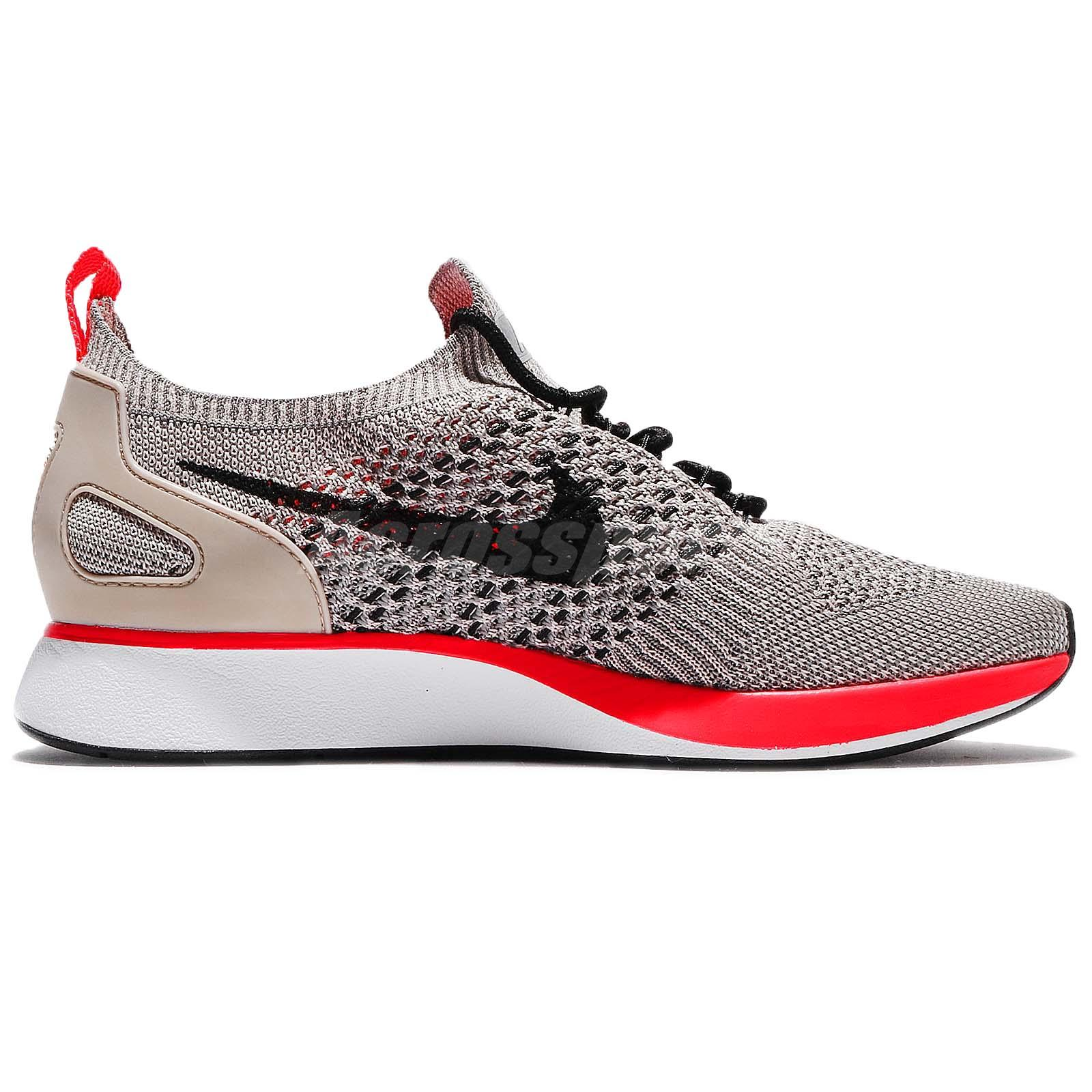 1a80883d57e4 Nike Wmns Air Zoom Mariah FK Racer PRM Flyknit Solar Red Women Shoes ...