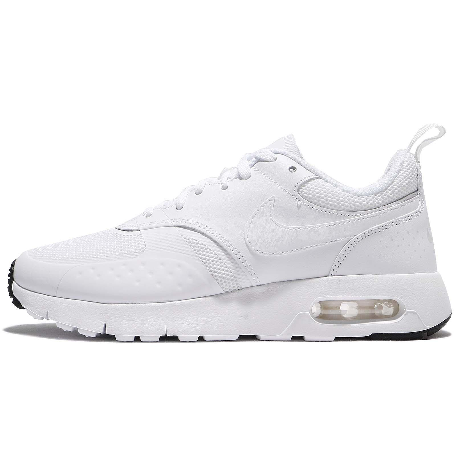info for 2d73b 363b7 Nike Air Max Vision GS White Pure Platinum Kids Running Shoes Sneaker 917857 -100