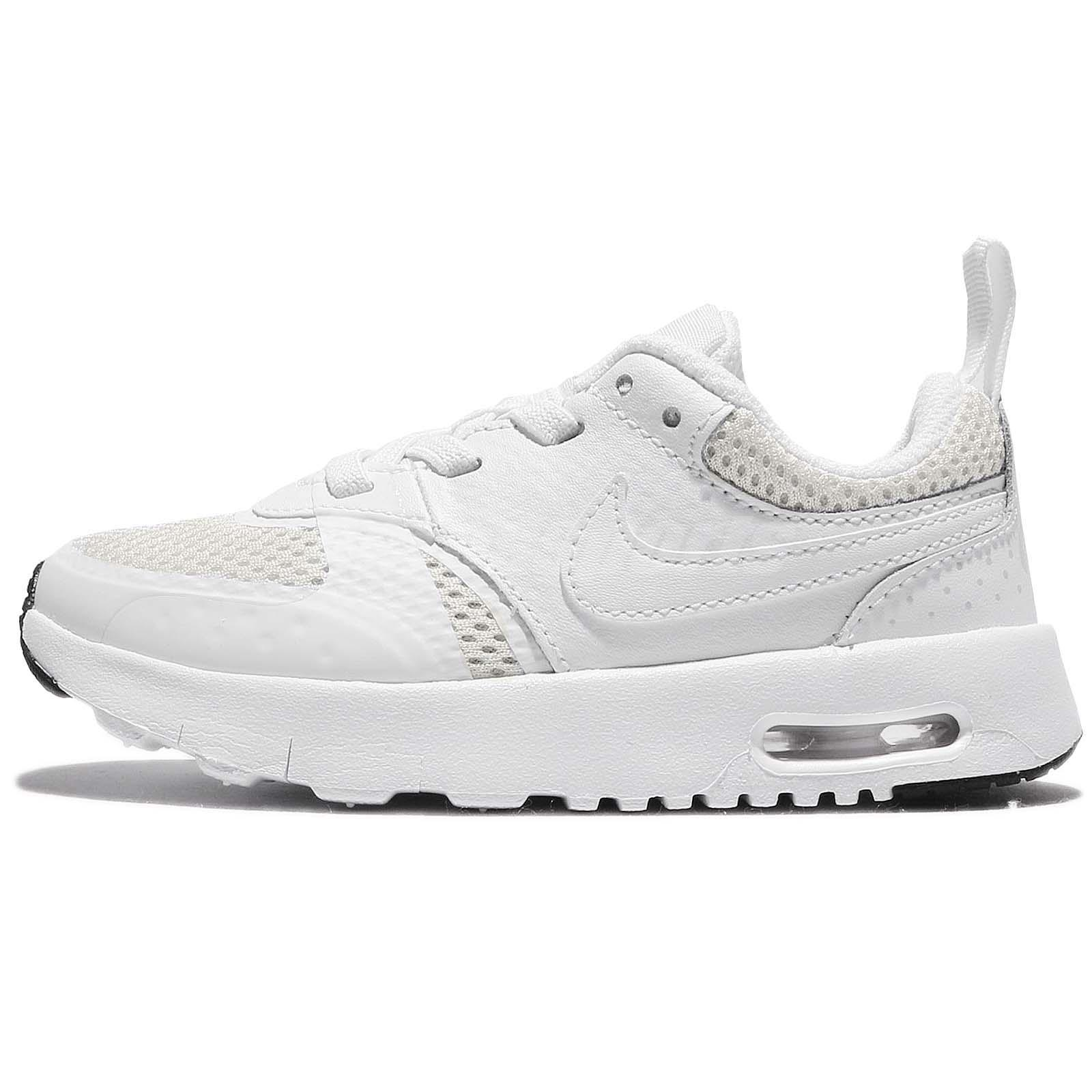 2daadc1abf2 Nike Air Max Vision TDE White Toddler Infant Baby Running Shoes 917860-100