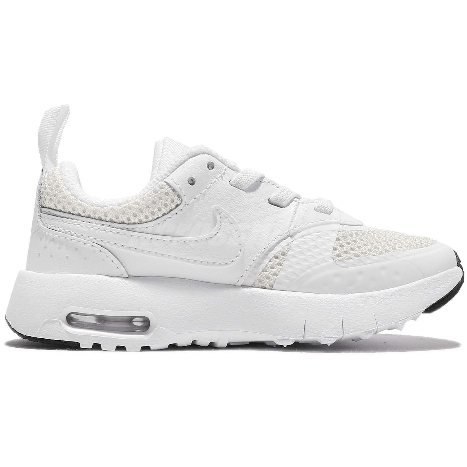 Nike Air Max Vision TDE White Toddler Infant Baby Running Shoes