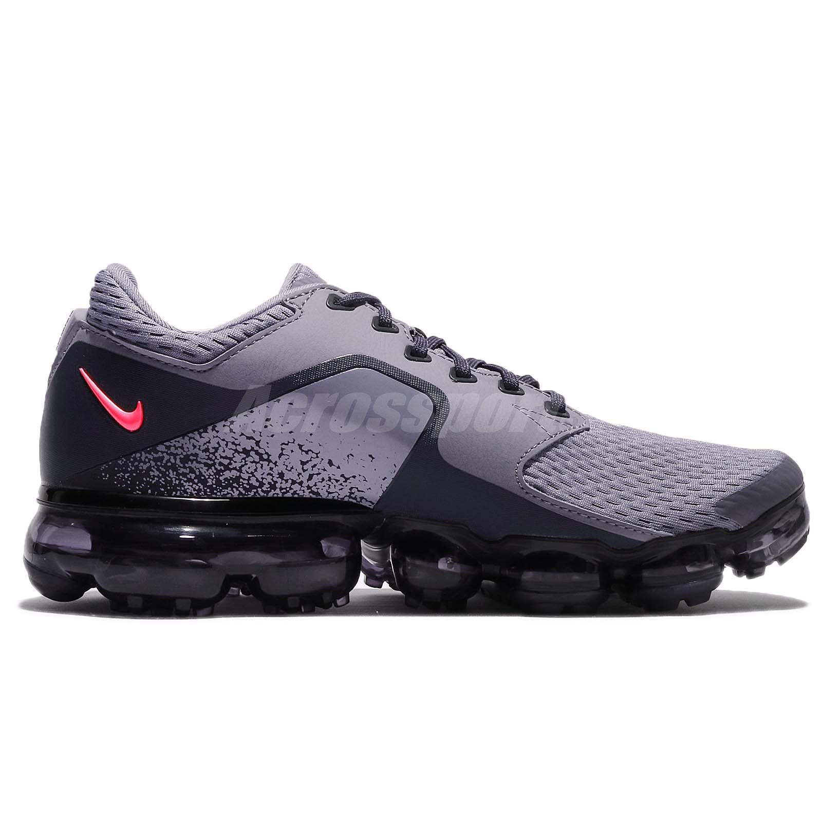 356a42de74 Nike Air Vapormax GS Dark Sky Blue Pink Kid Women Running Shoes ...