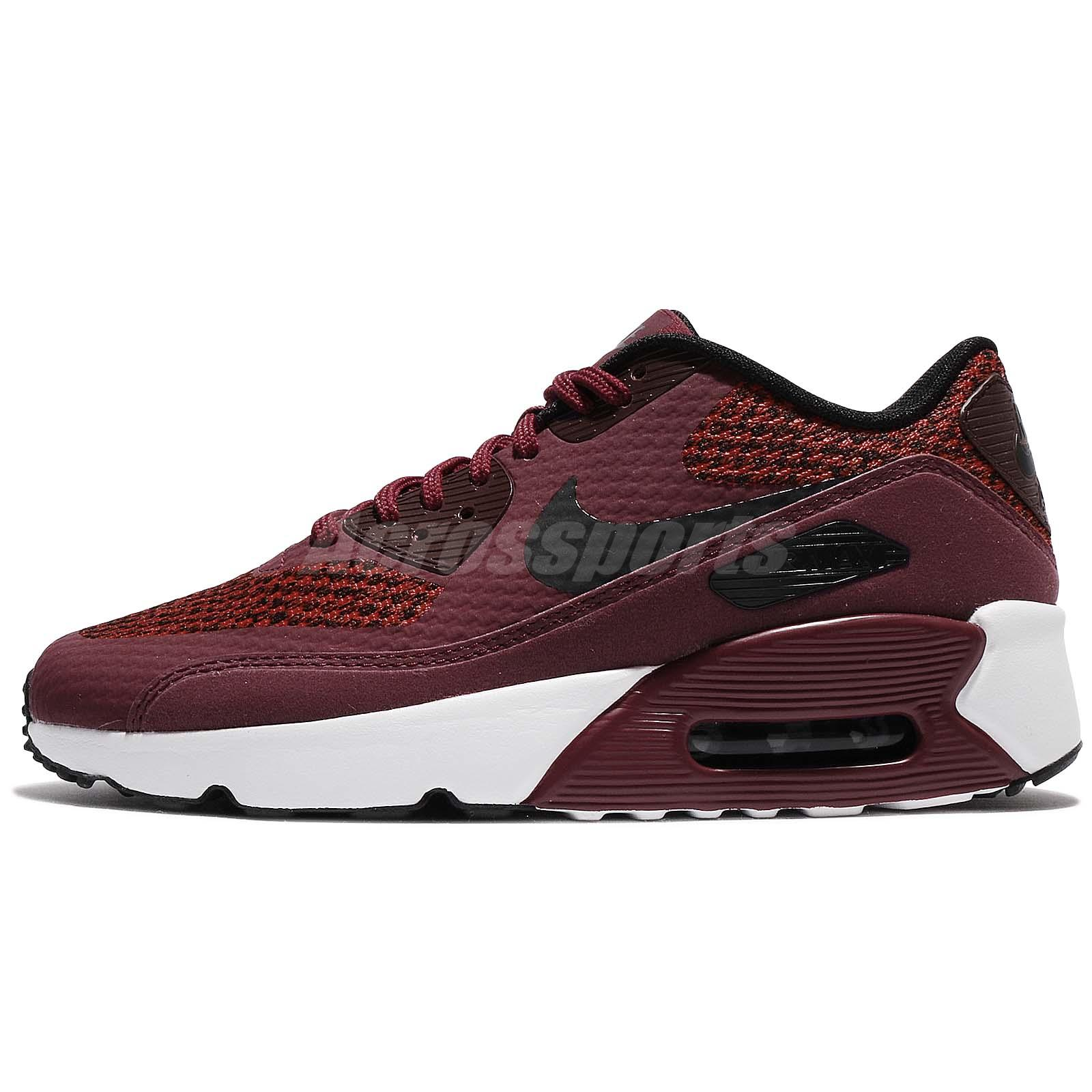 new product 5ad09 79e4e ... greece nike air max 90 ultra 2.0 se gs team red black youth women shoes  917988 ...
