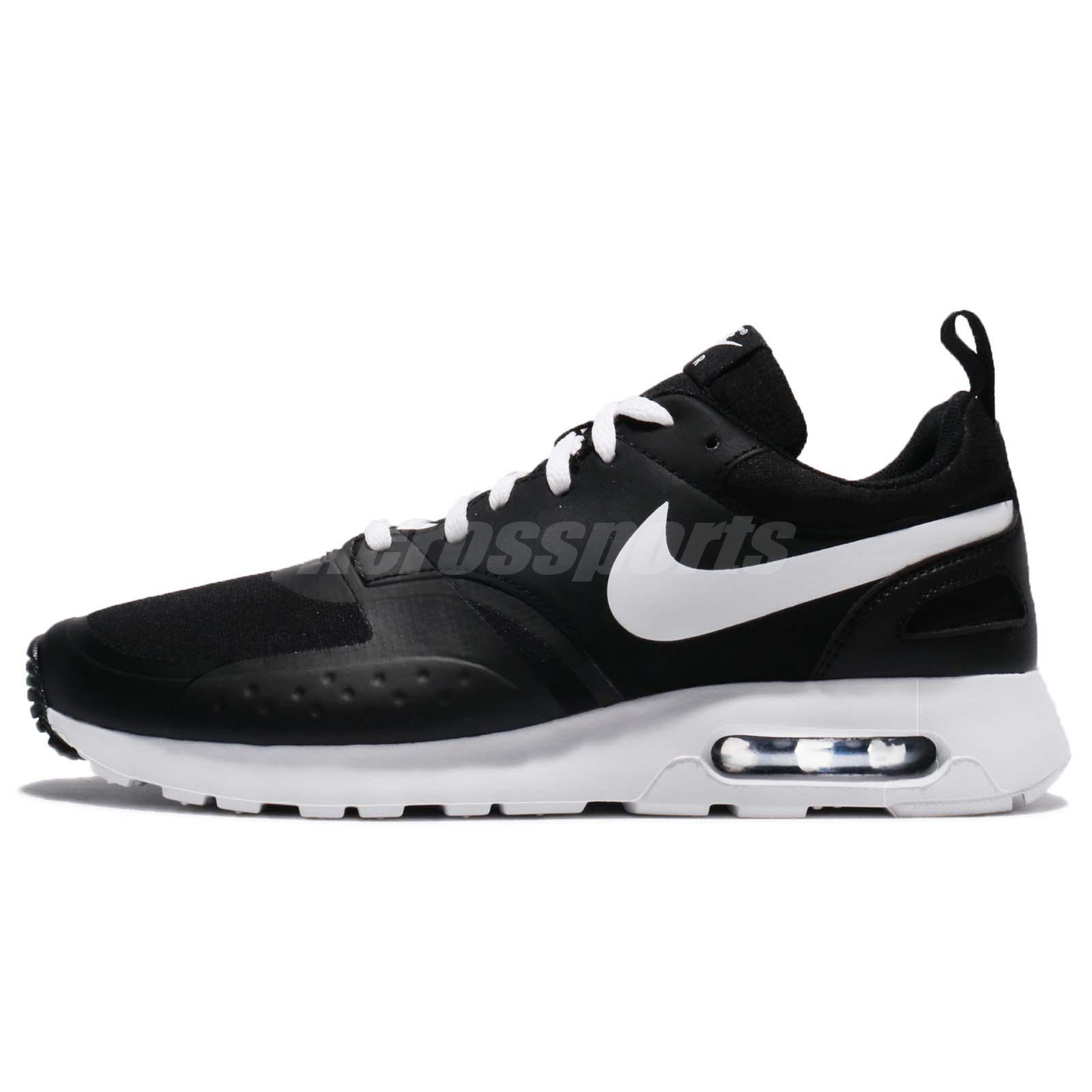 new concept 10b04 2ca94 Nike Air Max Vision Black White Men Running Shoes Sneakers Trainers 918230- 007