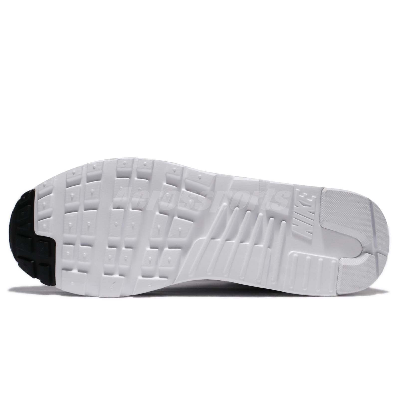 buy online 8df2b b4e5c Nike Air Max Vision Black White Men Running Shoes Sneakers Trainers ...