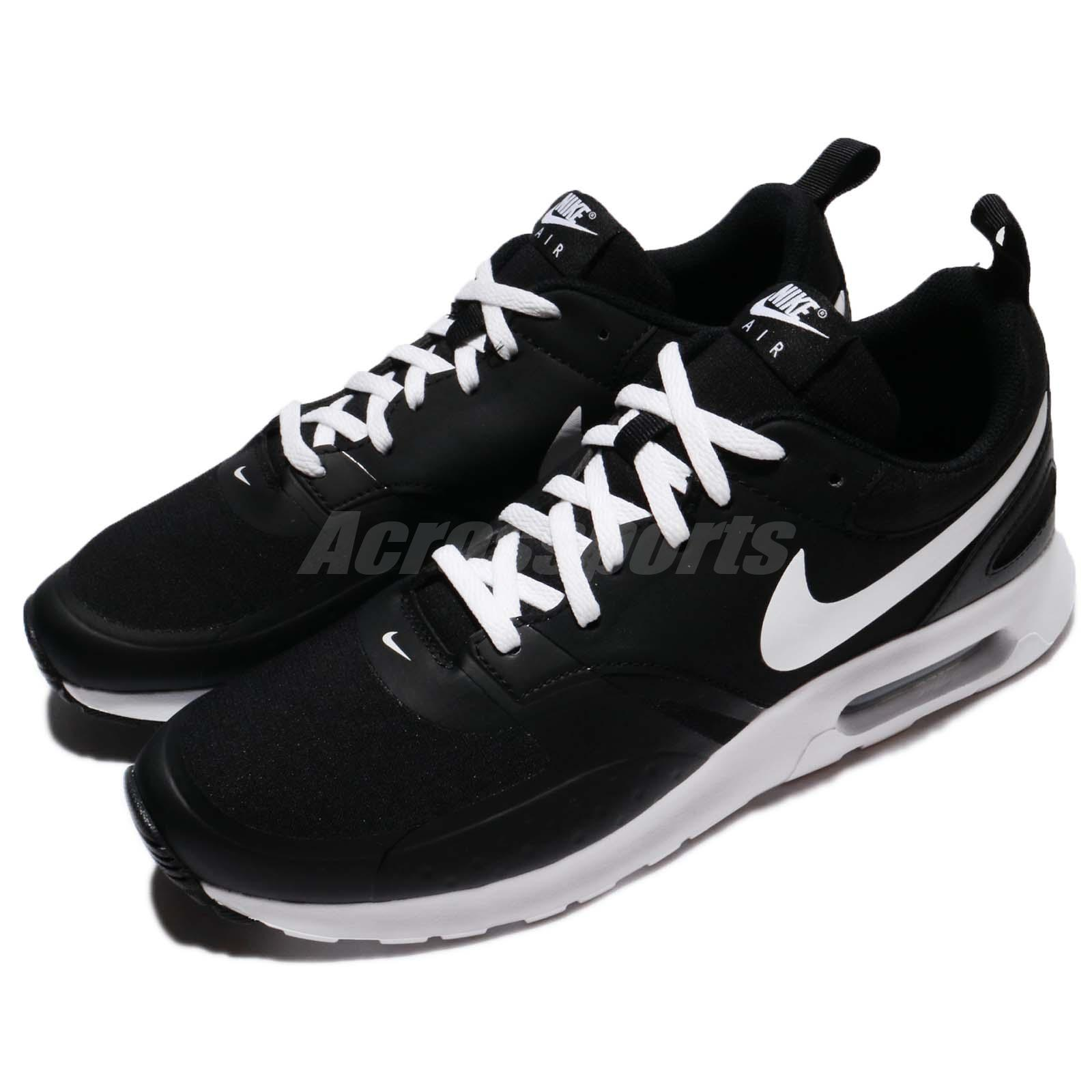 b9f92d3946 Details about Nike Air Max Vision Black White Men Running Shoes Sneakers  Trainers 918230-007