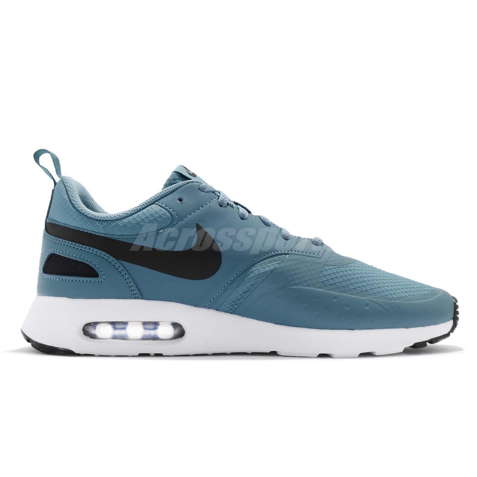 Nike Air Max Vision SE Blue Noise Aqua Black Men Running Shoes ... 1fec2e553