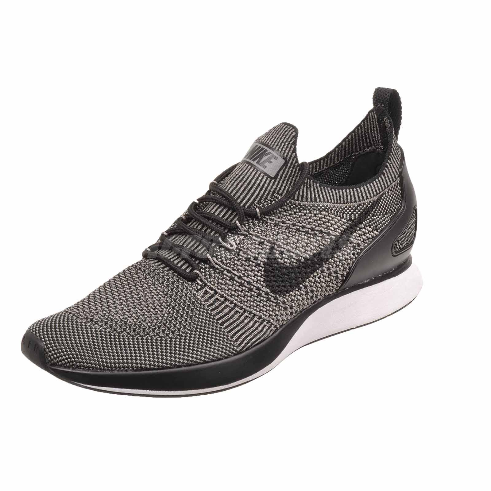 623892daf9d Details about Nike Air Zoom Mariah Flyknit Racer Running Mens Shoes  Charcoal Grey 918264-008