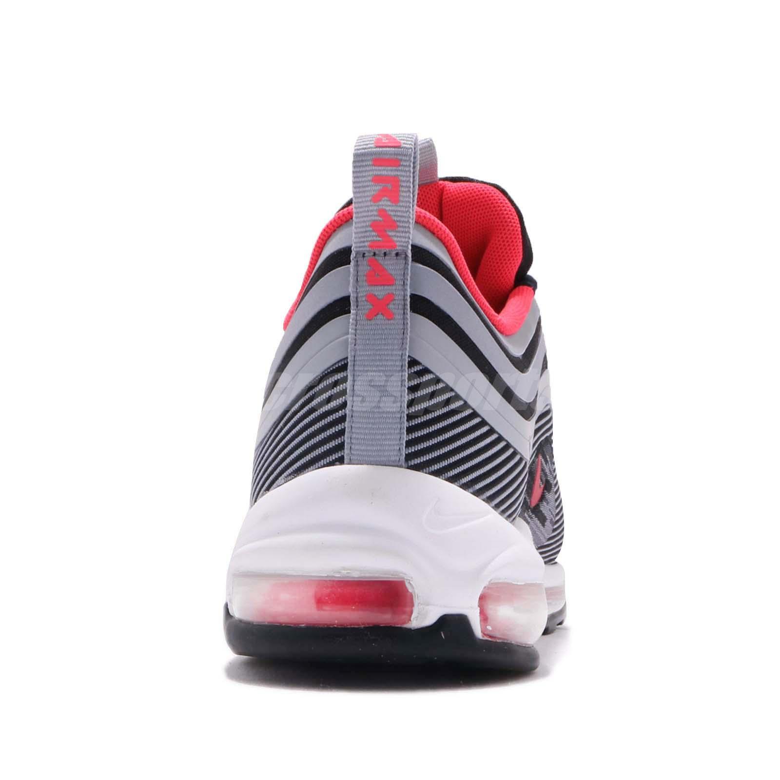 a1850c0f75 Nike Air Max 97 UL 17 Red Orbit Black Grey Men Running Shoes ...