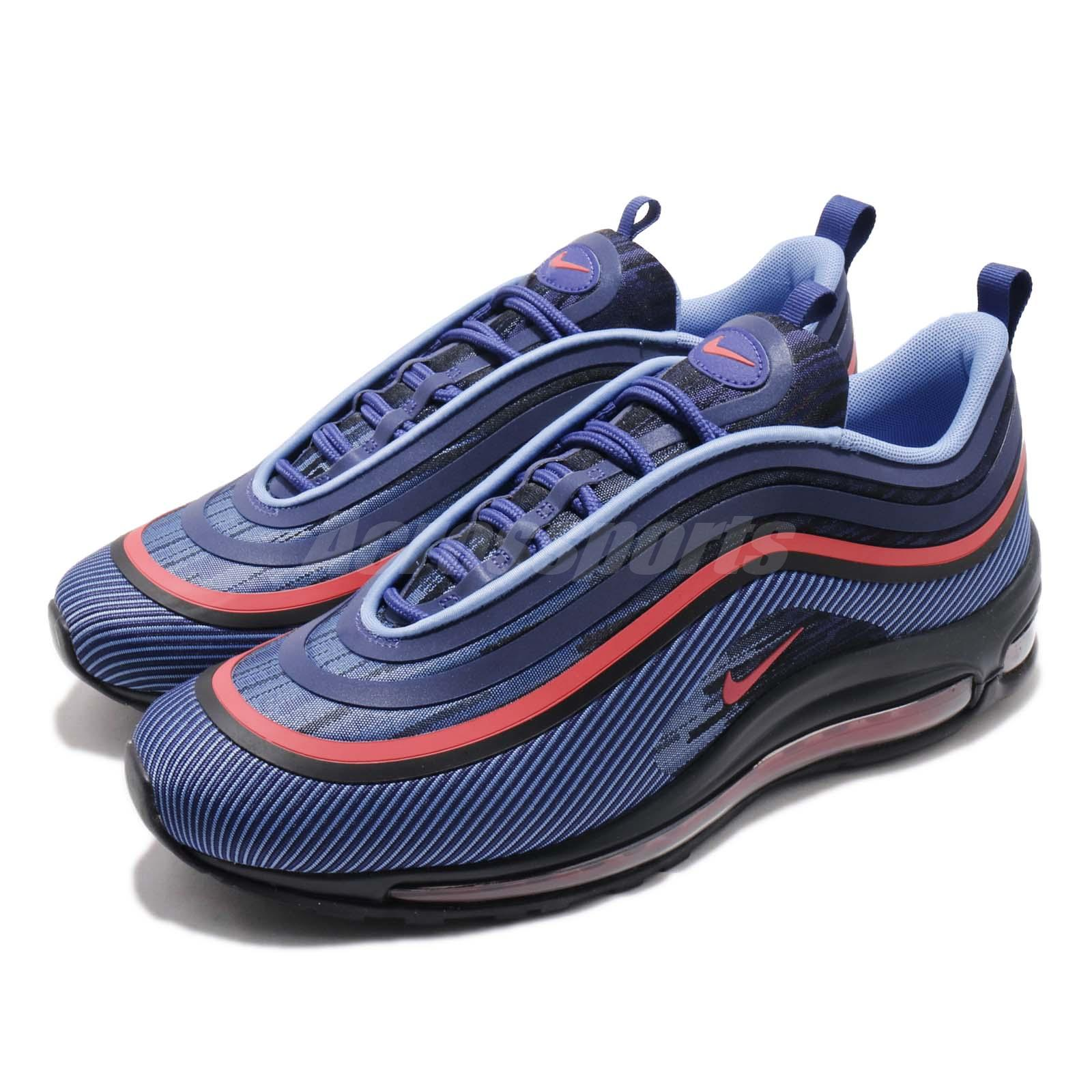 separation shoes 21afa be1ff Details about Nike Air Max 97 UL 17 Ultra Regency Purple Ember Glow Men  Shoes 918356-500