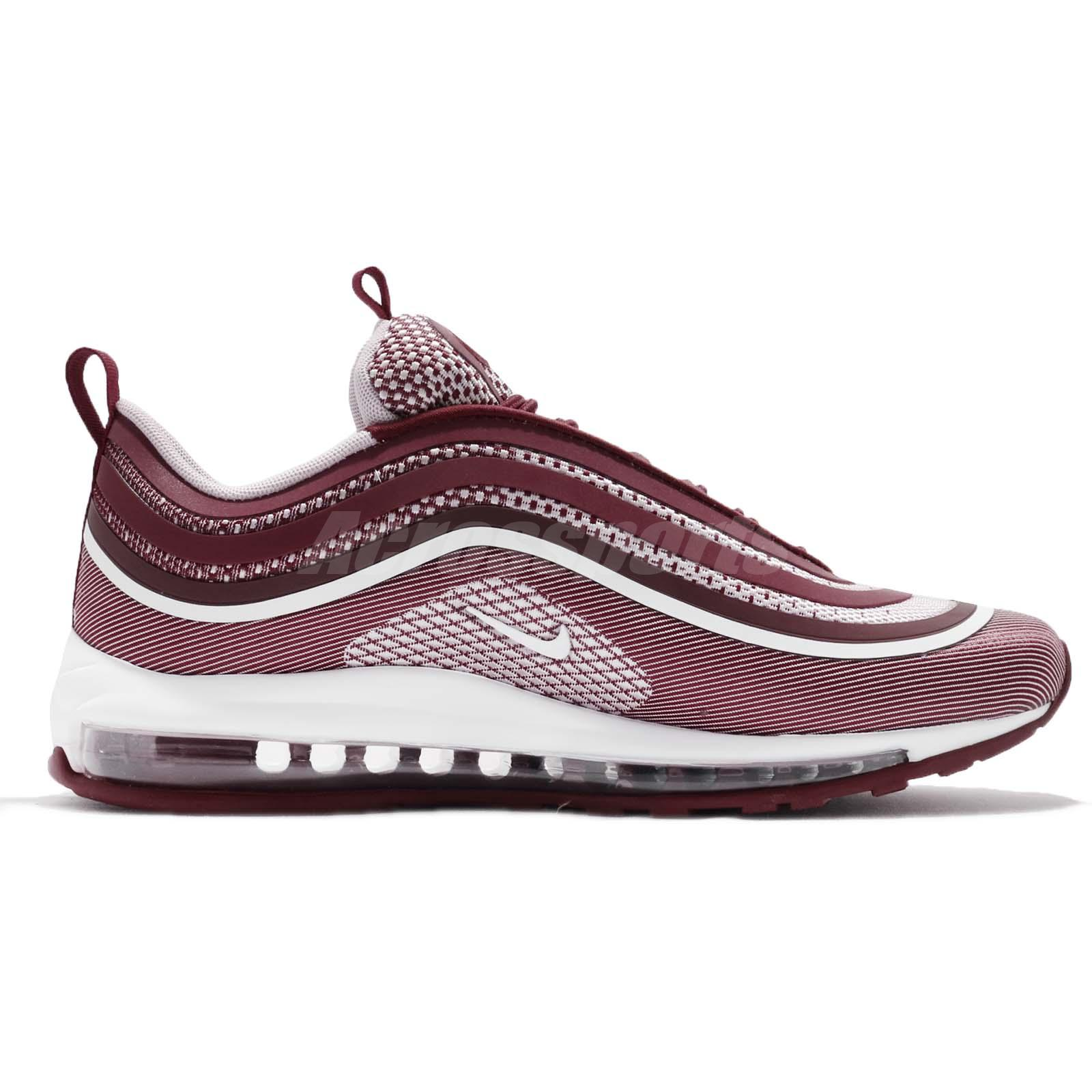 665a26988b1 Nike Air Max 97 UL 17 Ultra Team Red White Men Running Shoes ...