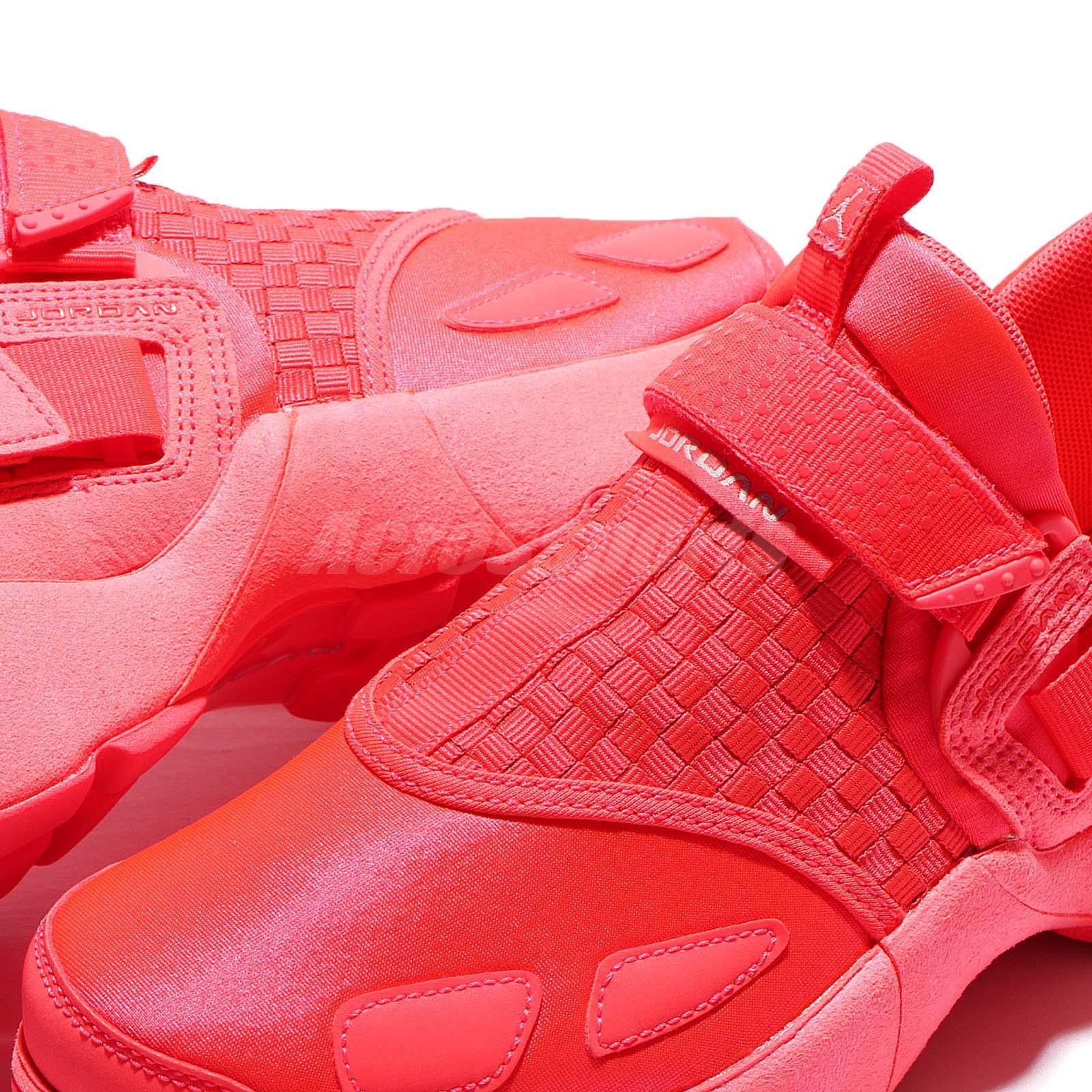 b8b428d3fac0 Nike Jordan Trunner LX Energy GG Solar Red Kid Youth Women Shoes ...