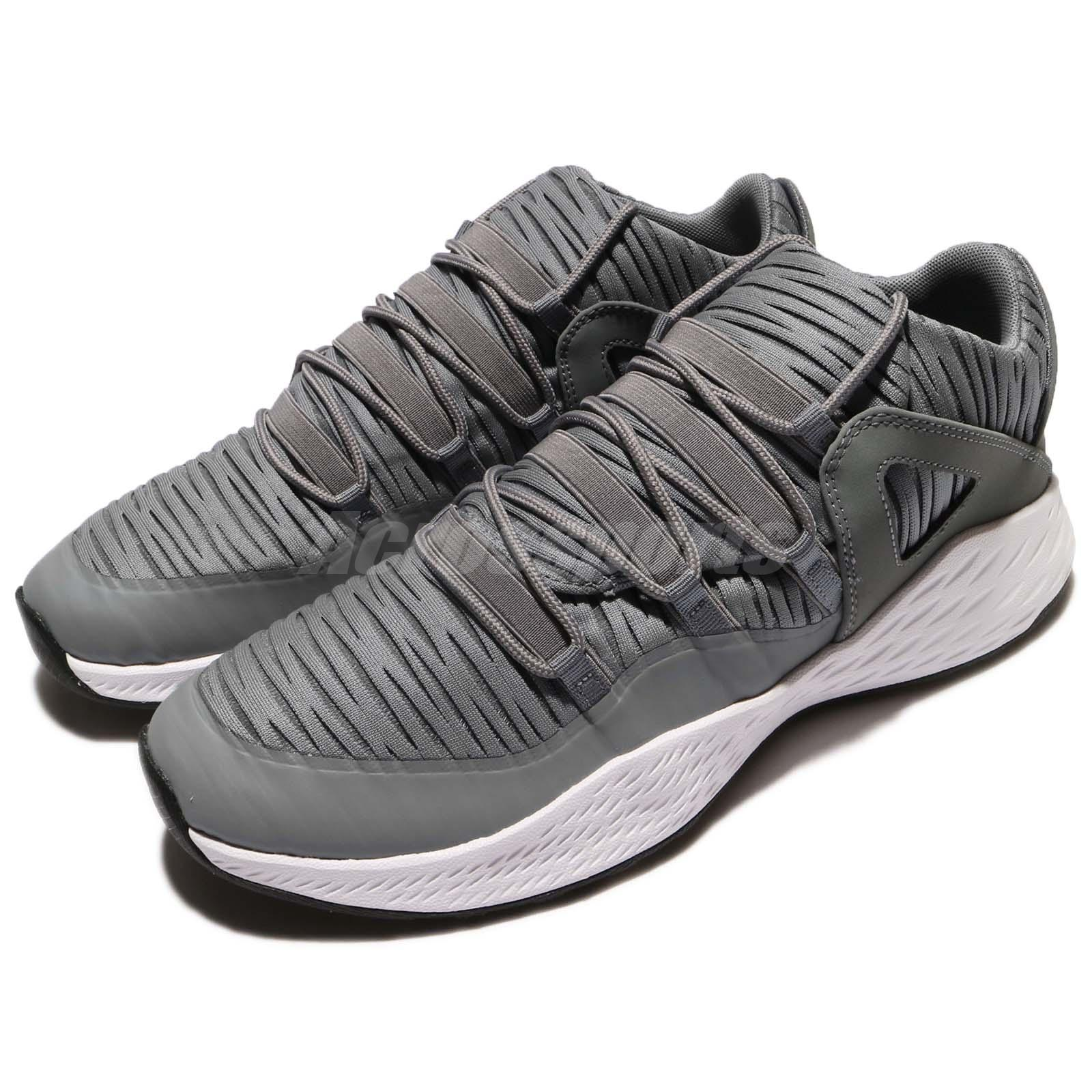 32d917c6153c9c Details about Nike Jordan Formula 23 Low Cool Grey White Men Lifestyle Shoes  AJX 919724-004