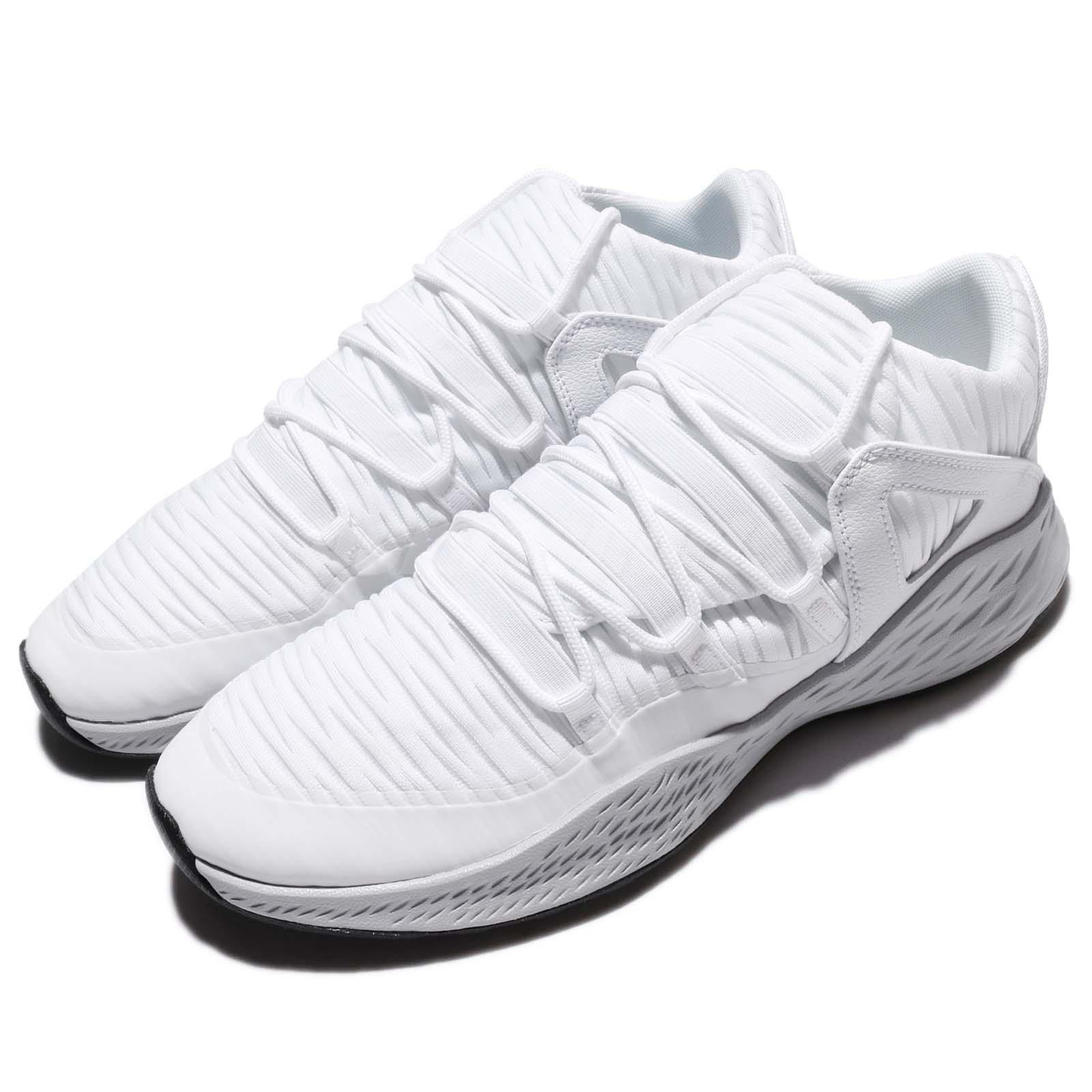 Nike Jordan Formula 23 Low White Wolf Grey Men Casual Shoes Sneakers 919724-103